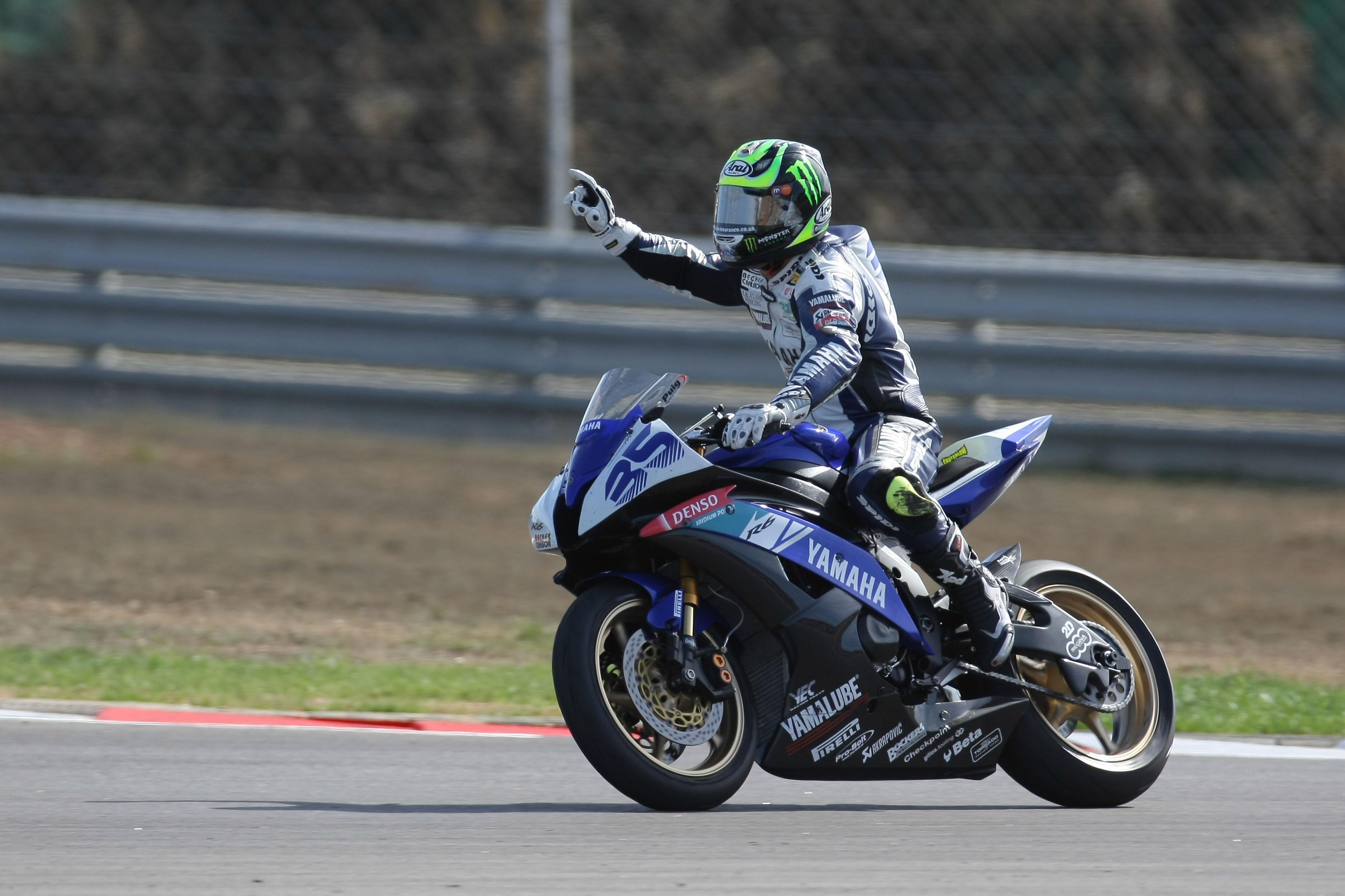 Cal Crutchlow, Yamaha, World Supersport, 2009,
