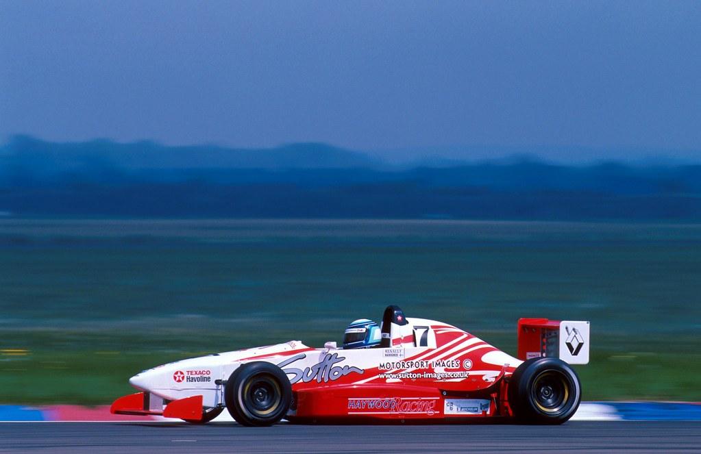Kimi Raikkonen - Formula Renault UK