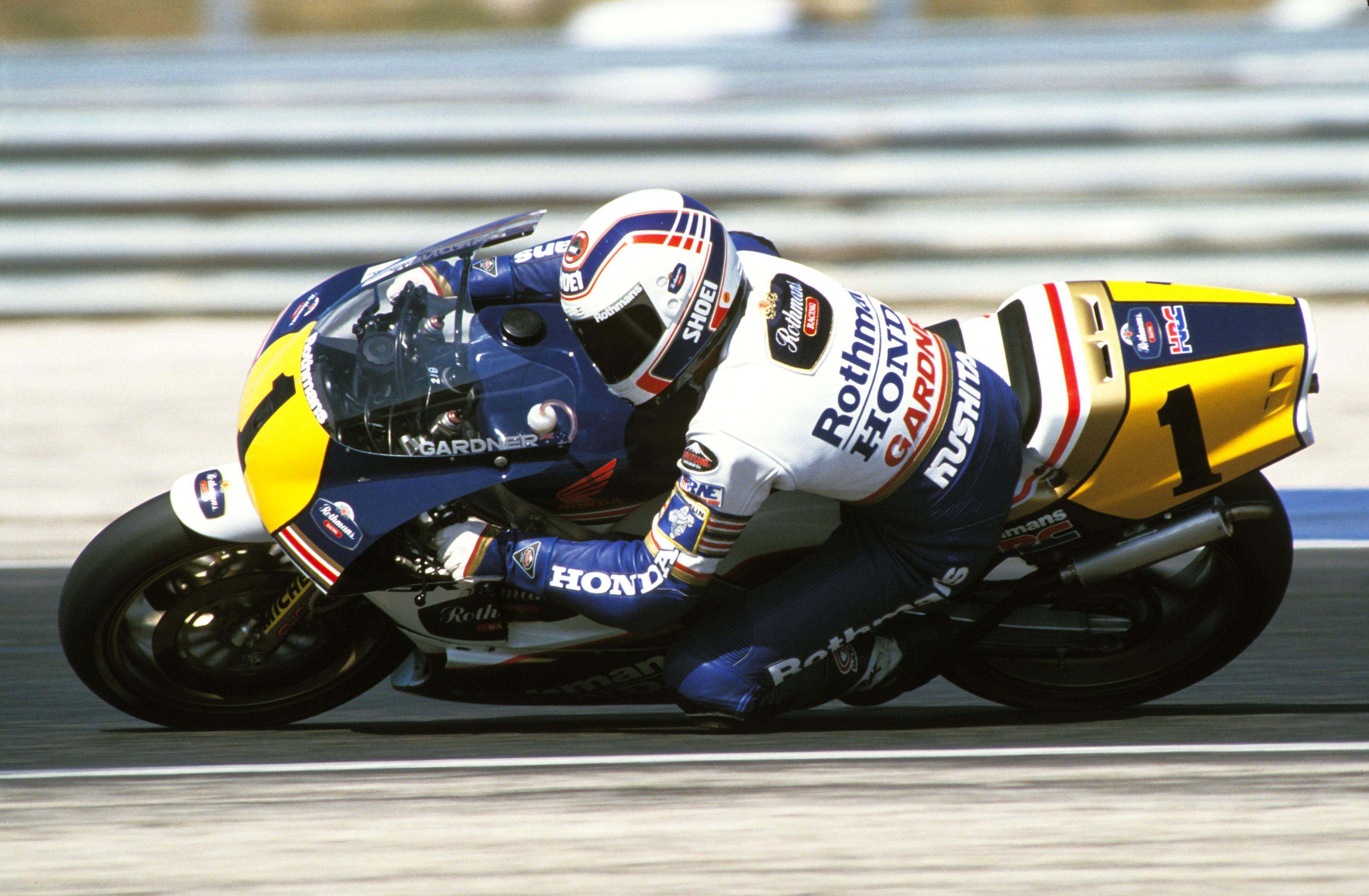 Wayne Gardner, Honda, 1988 MotoGP,