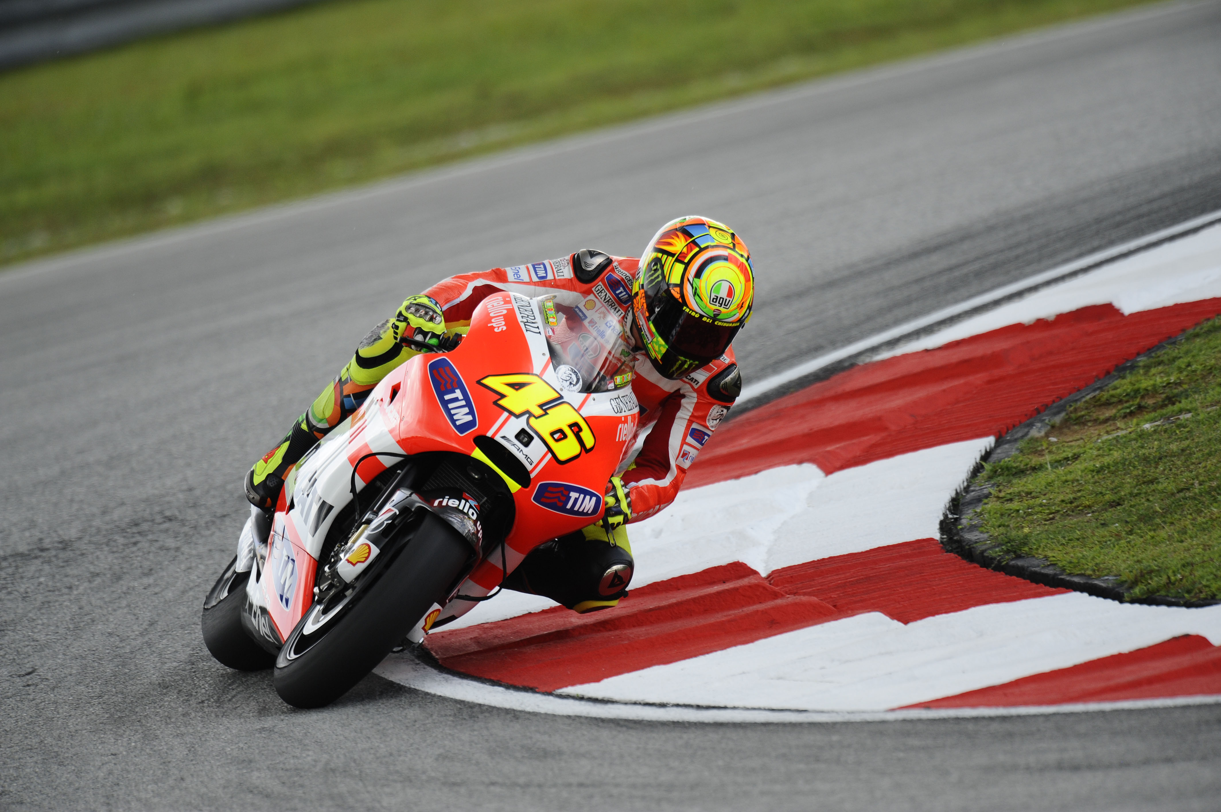 Valentino Rossi, Ducati, Sepang,