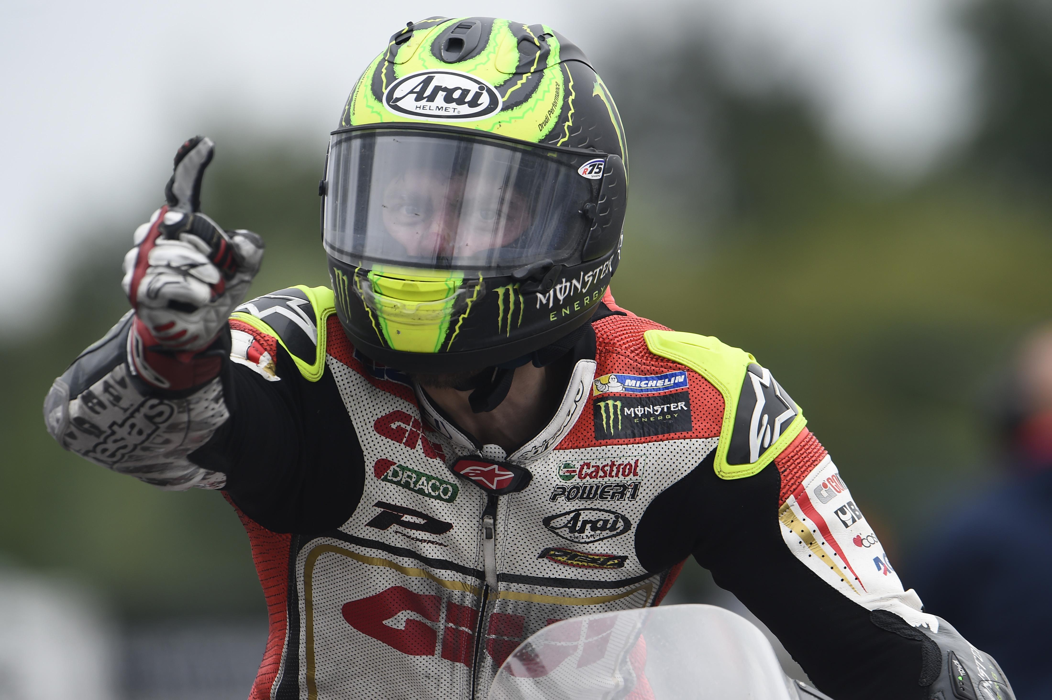 Cal Crutchlow, LCR Honda, Brno, 2016 Czech Republic MotoGP,