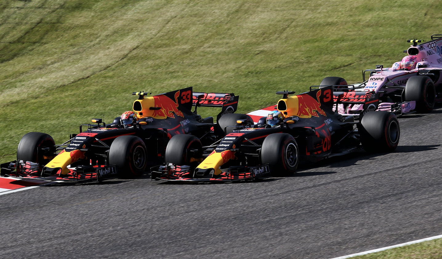 Daniel Ricciardo, Max Verstappen - Red Bull Racing [2016]