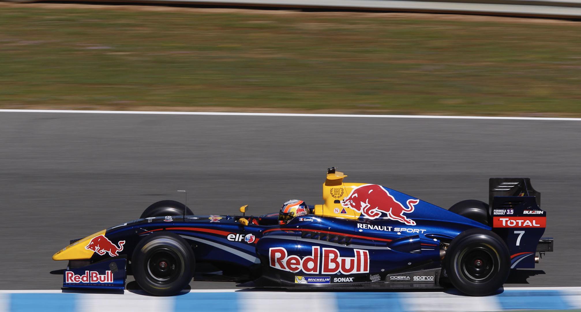 Pierre Gasly - Formula Renault 3.5