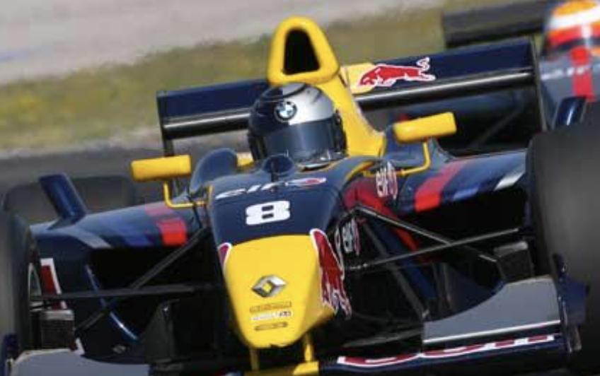 Sebastian Vettel - Carlin FR3.5