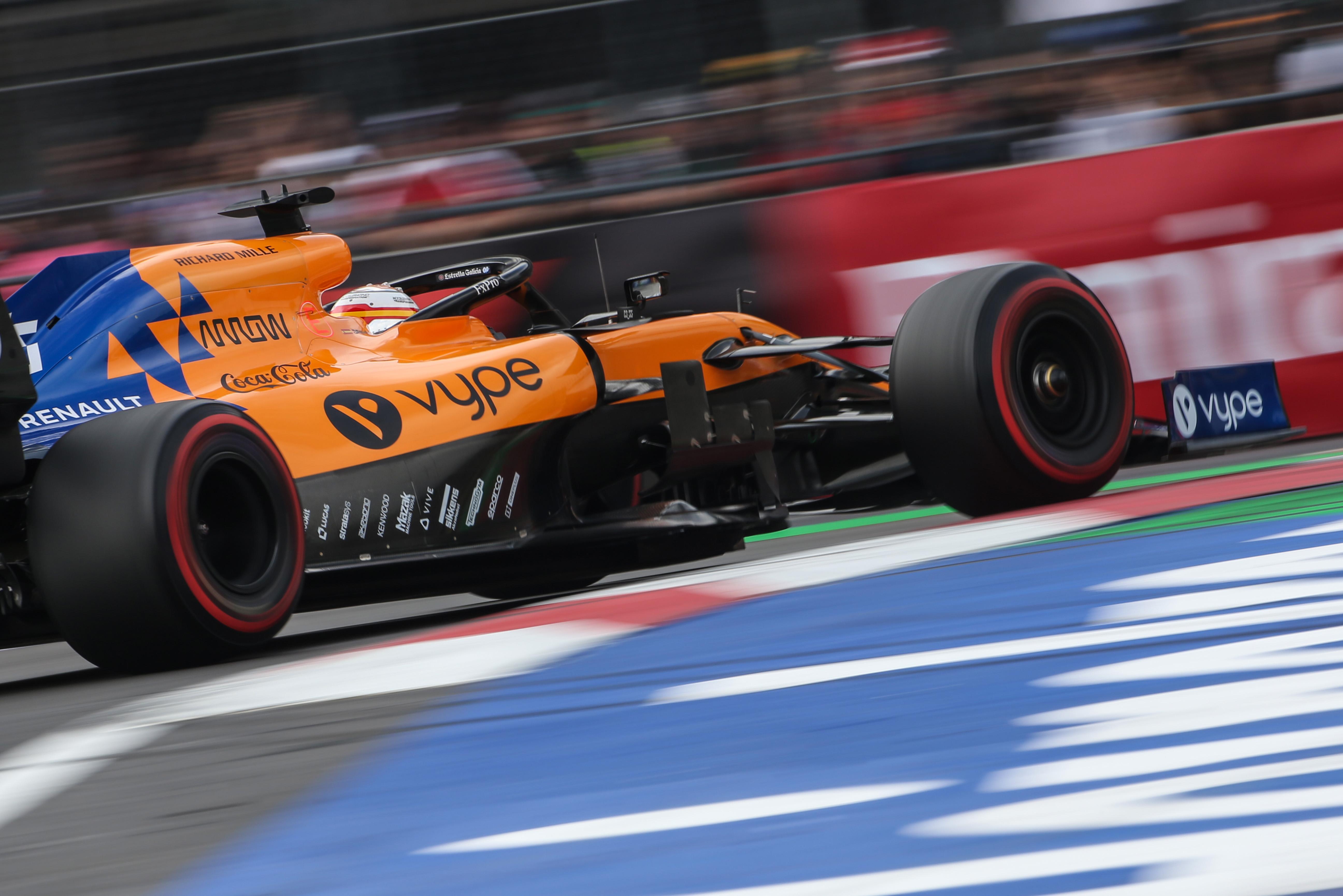 Carlos Sainz - McLaren 2019