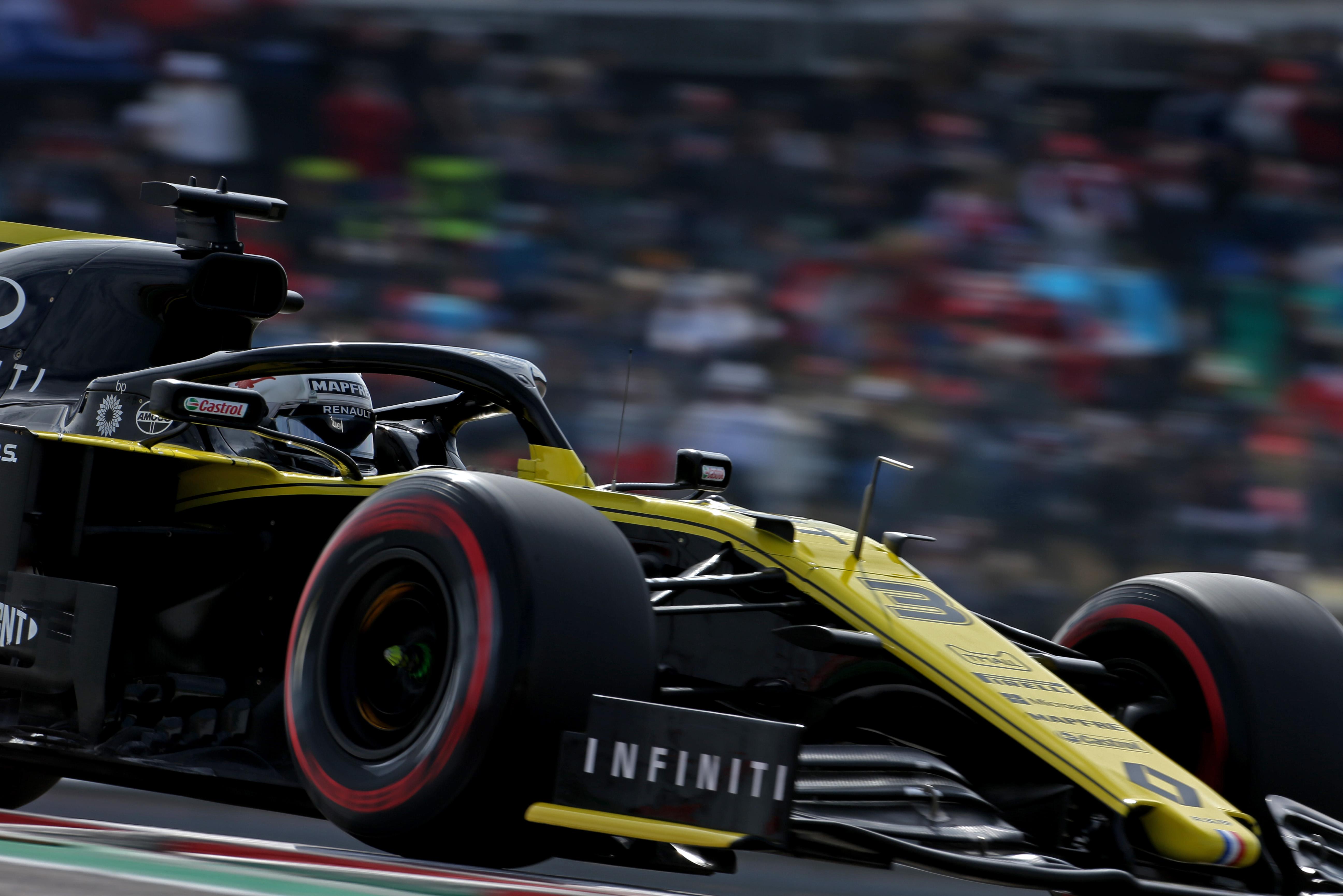 Daniel Ricciardo - Renault [2019]