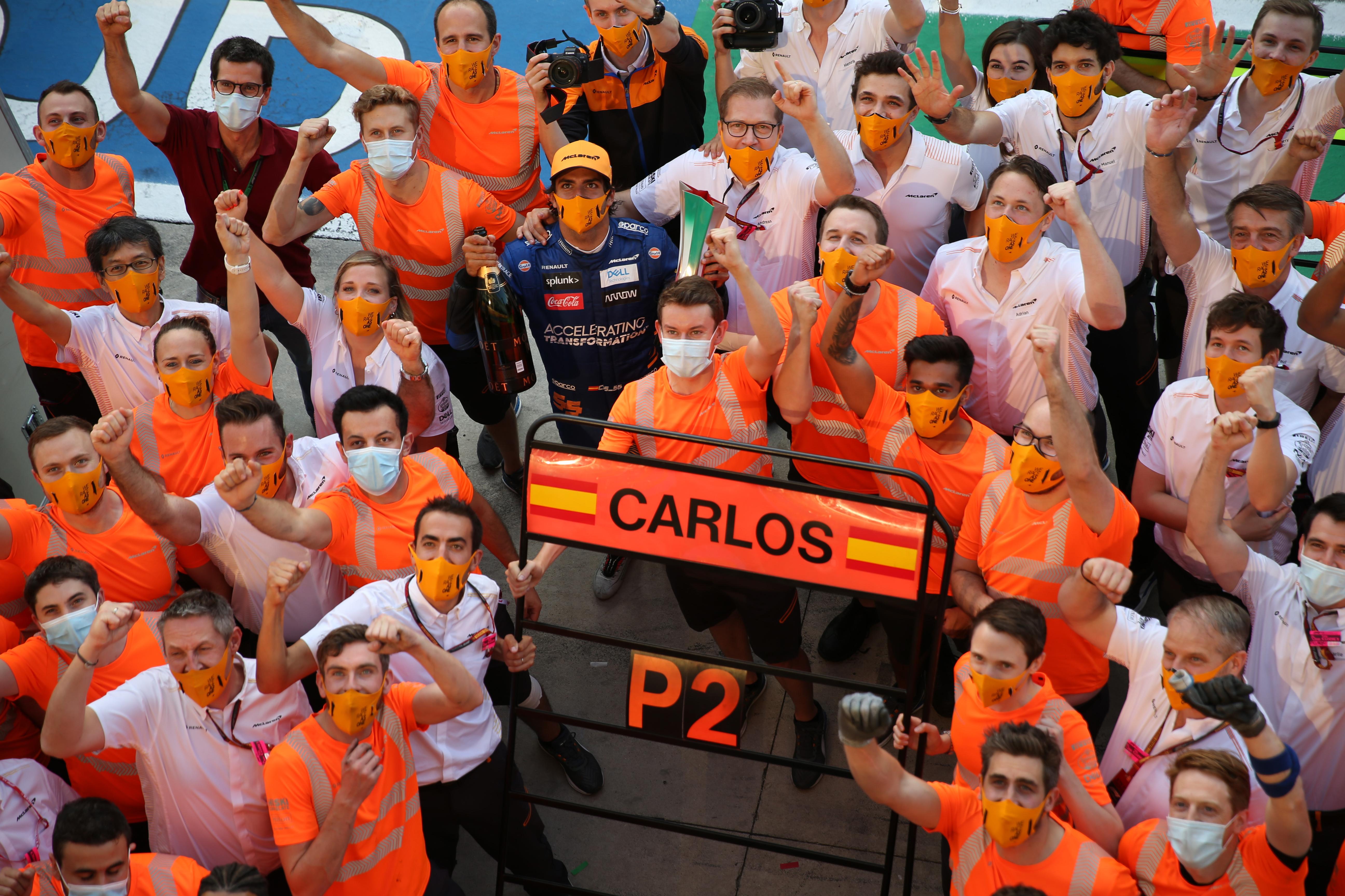 Carlos Sainz - McLaren 2020