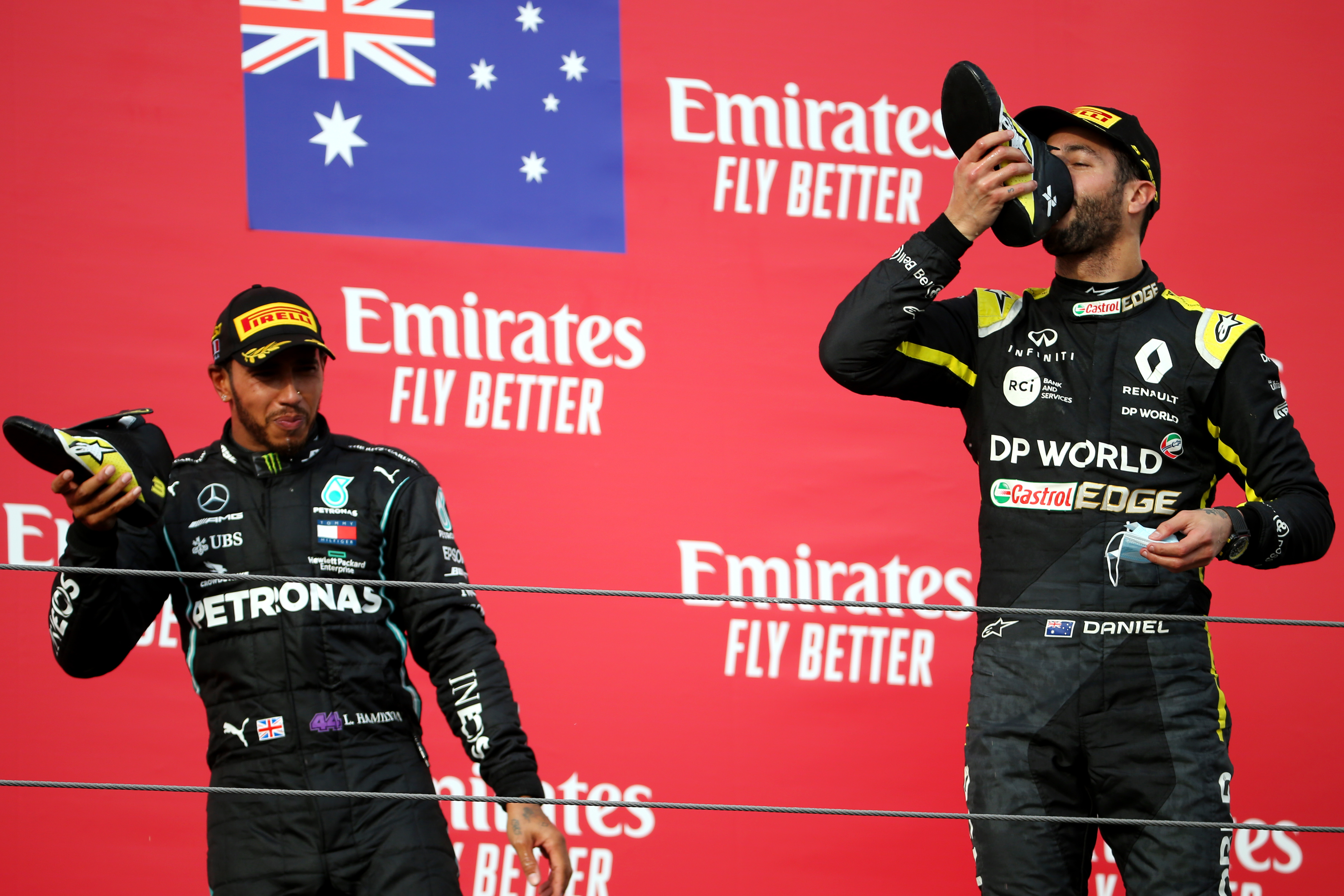 Daniel Ricciardo - Renault F1 Team [2019]