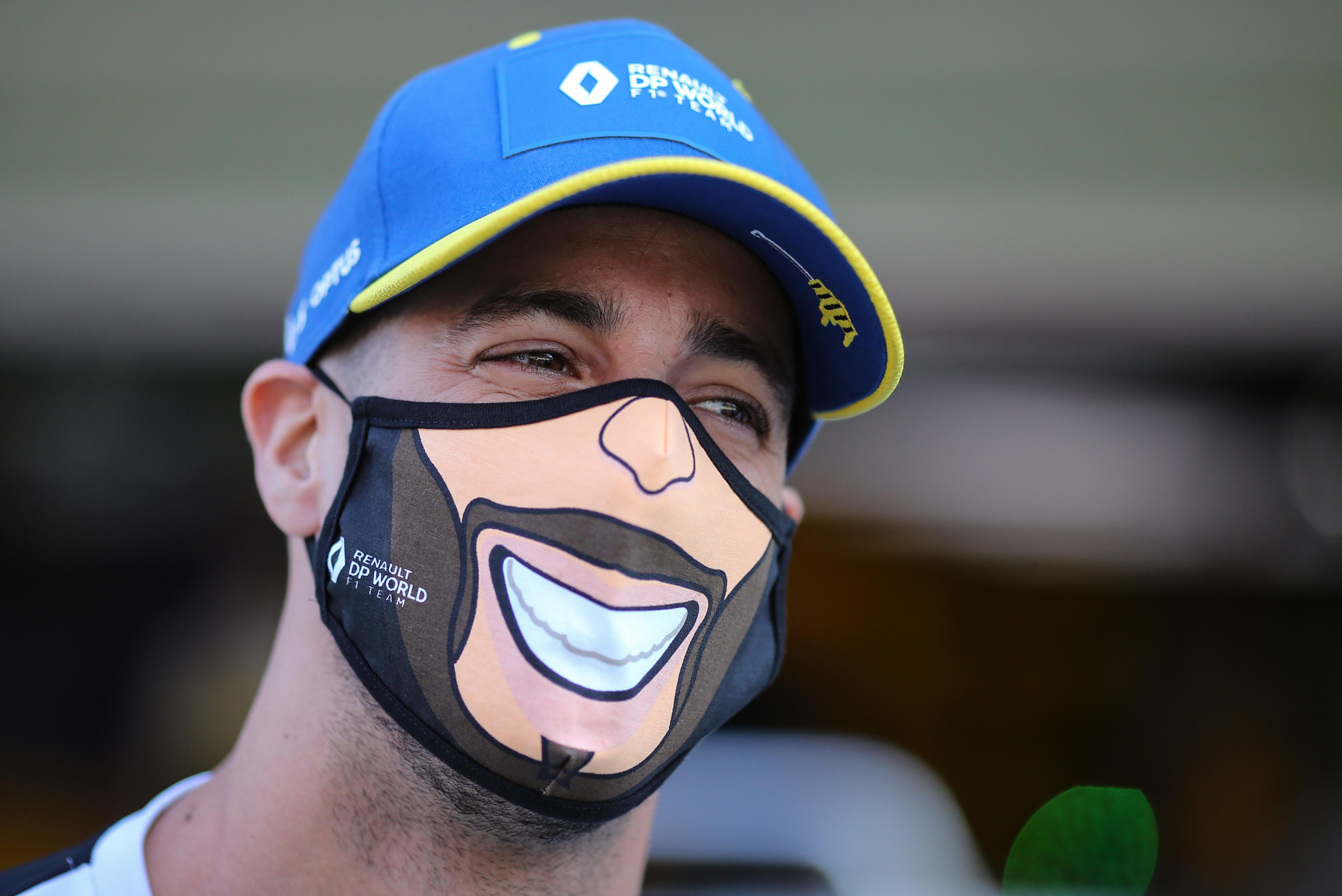Daniel Ricciardo - Renault [2020]