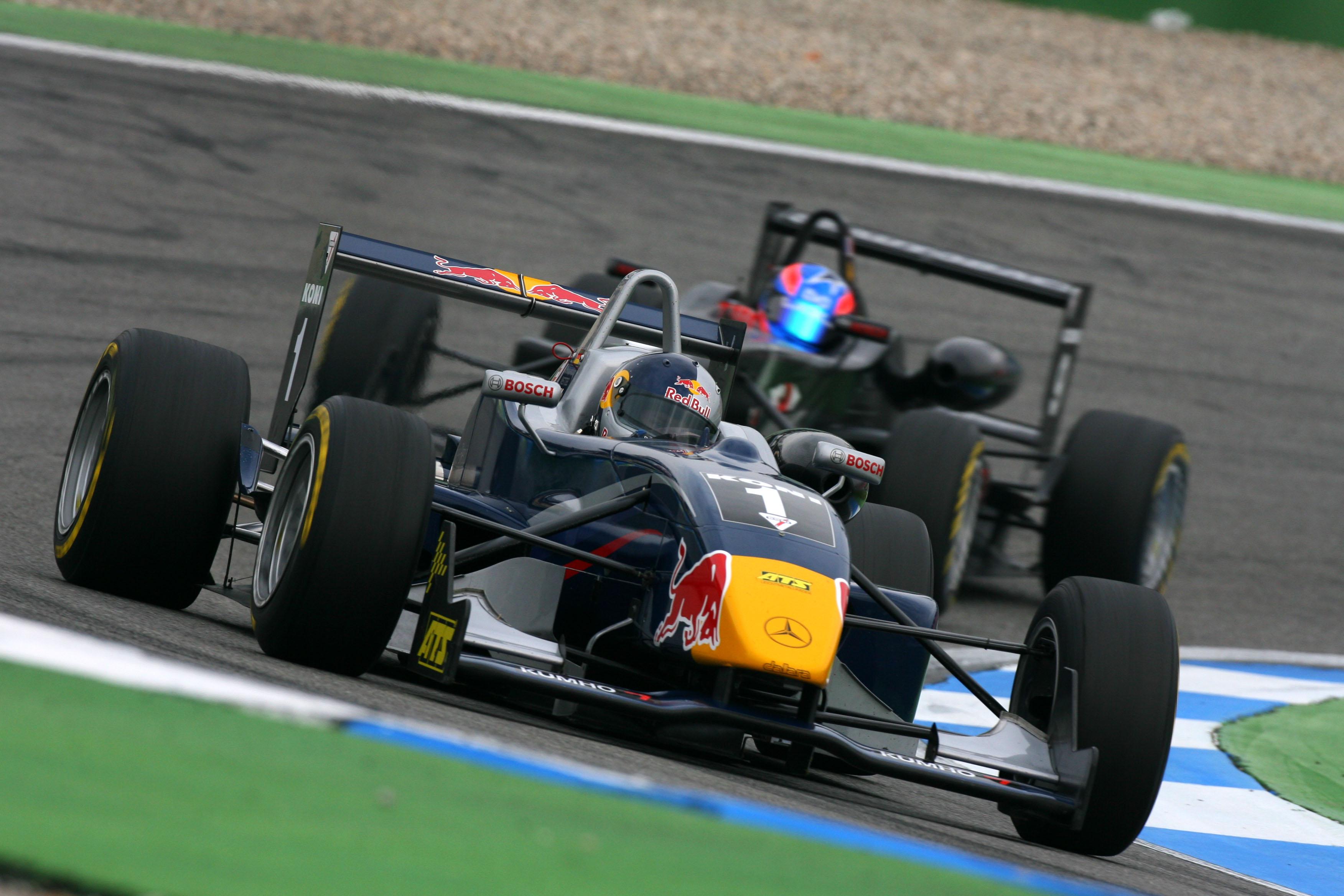 Sebastian Vettel - Carlin ASM F3