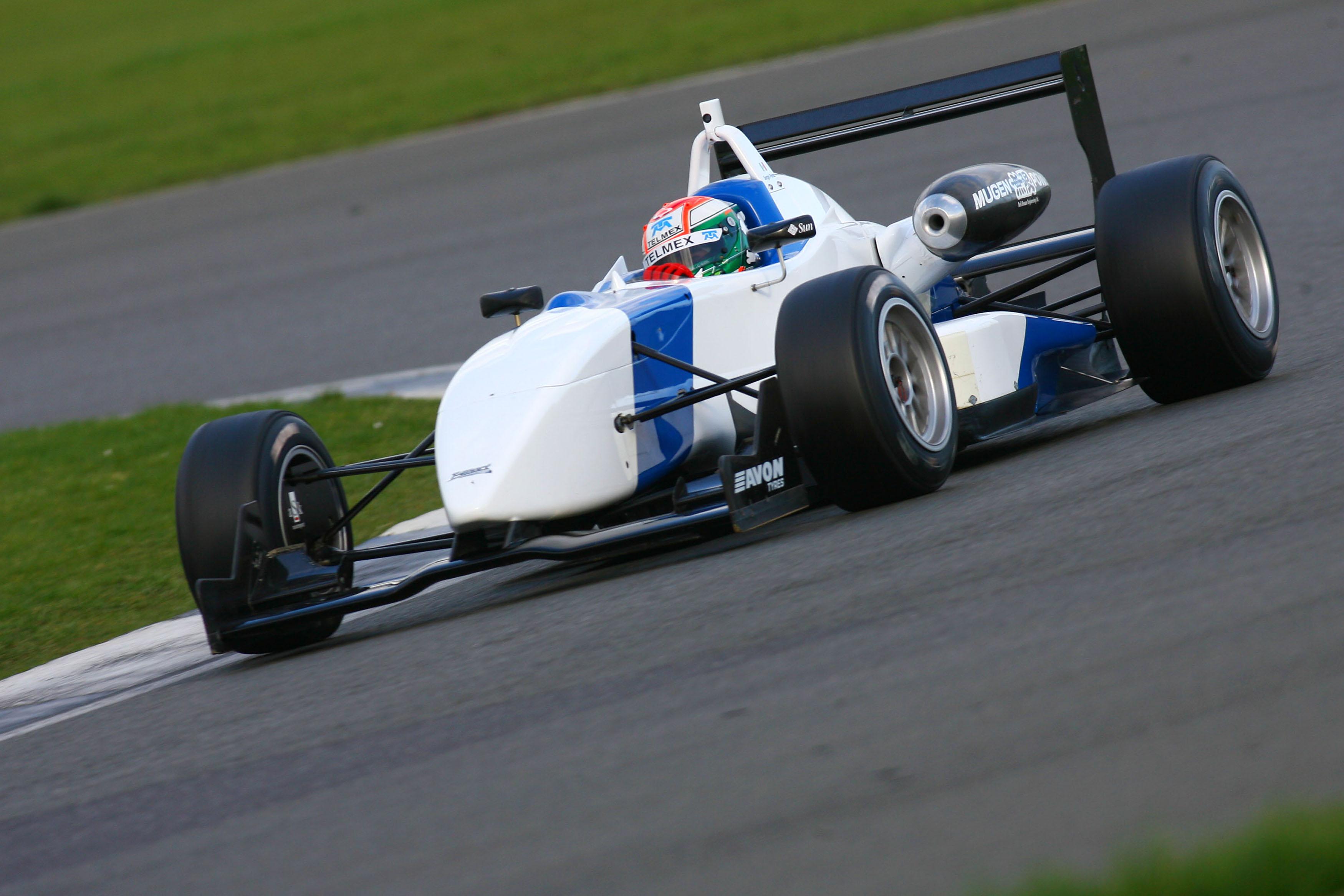 Sergio Perez F3
