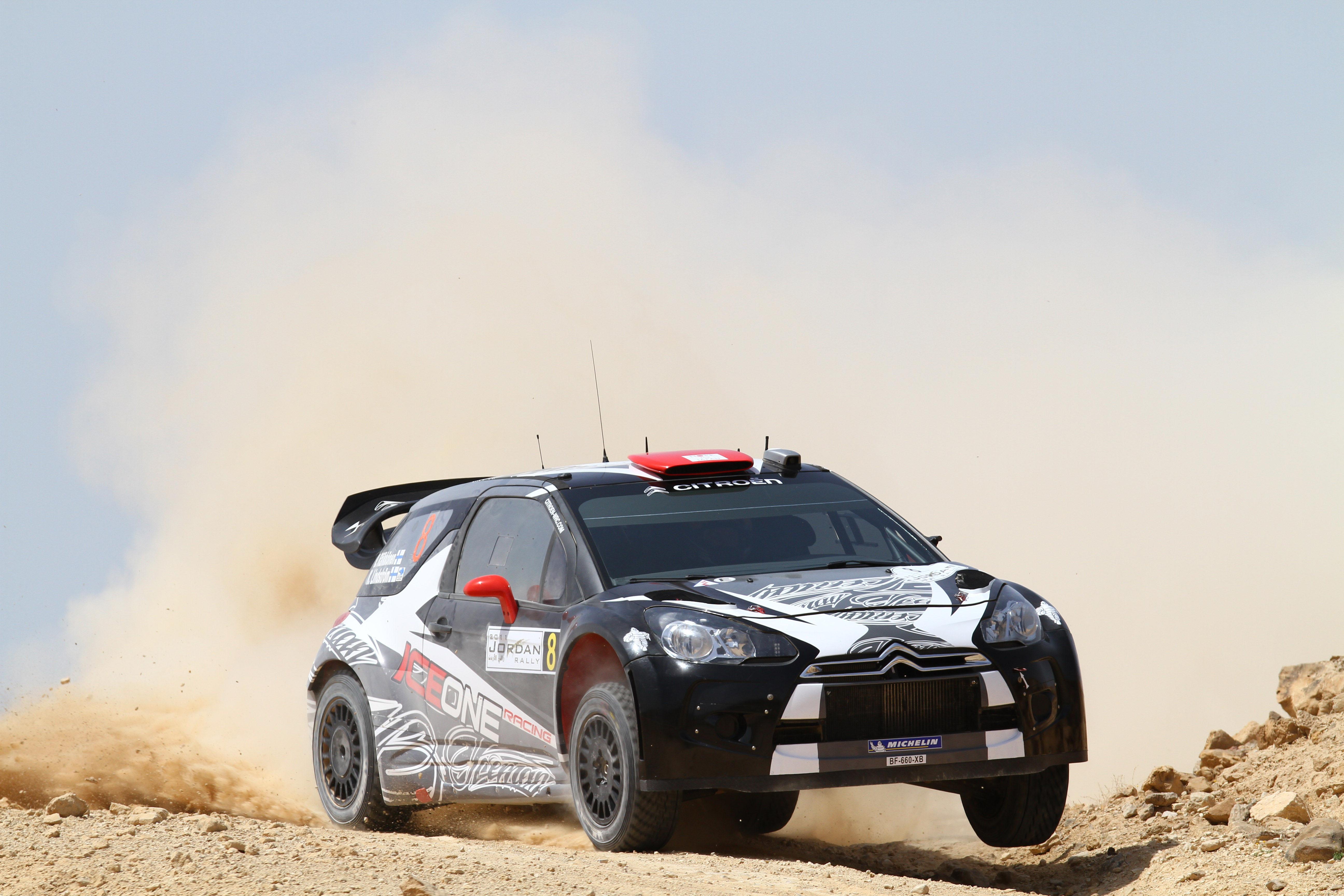 Kimi Raikkonen - Citroen Racing