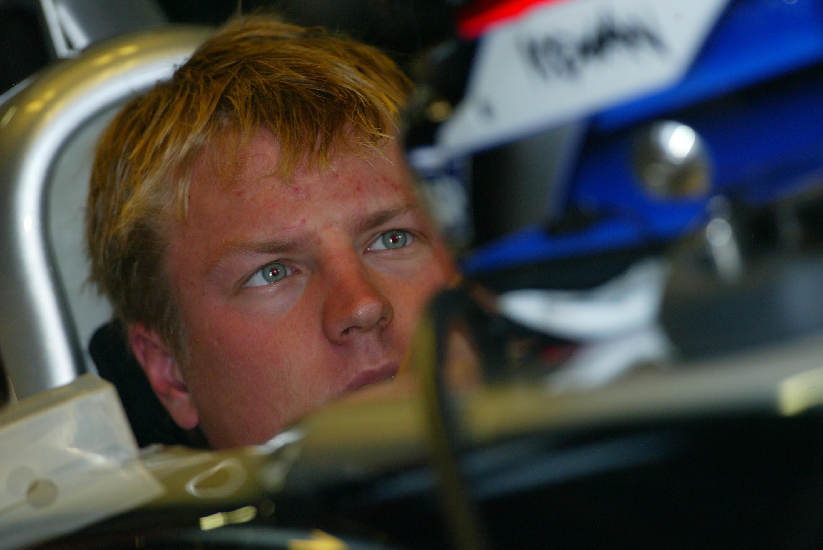 Kimi Raikkonen - McLaren