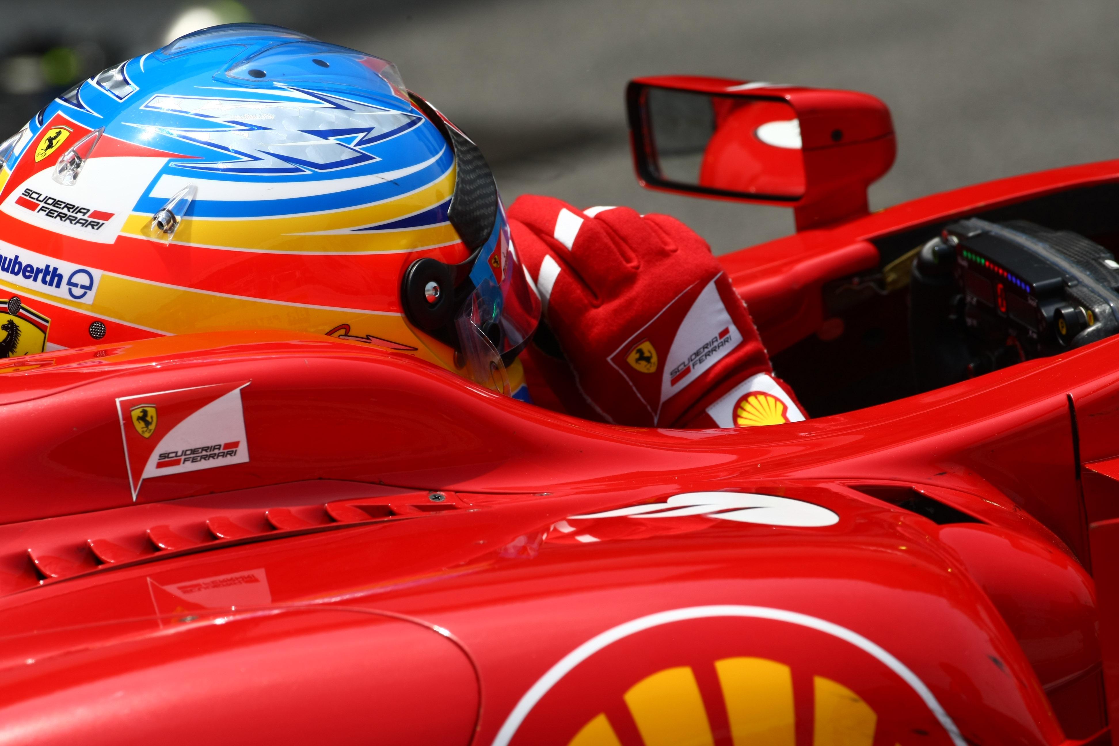 Fernando Alonso - Ferrari [2011]