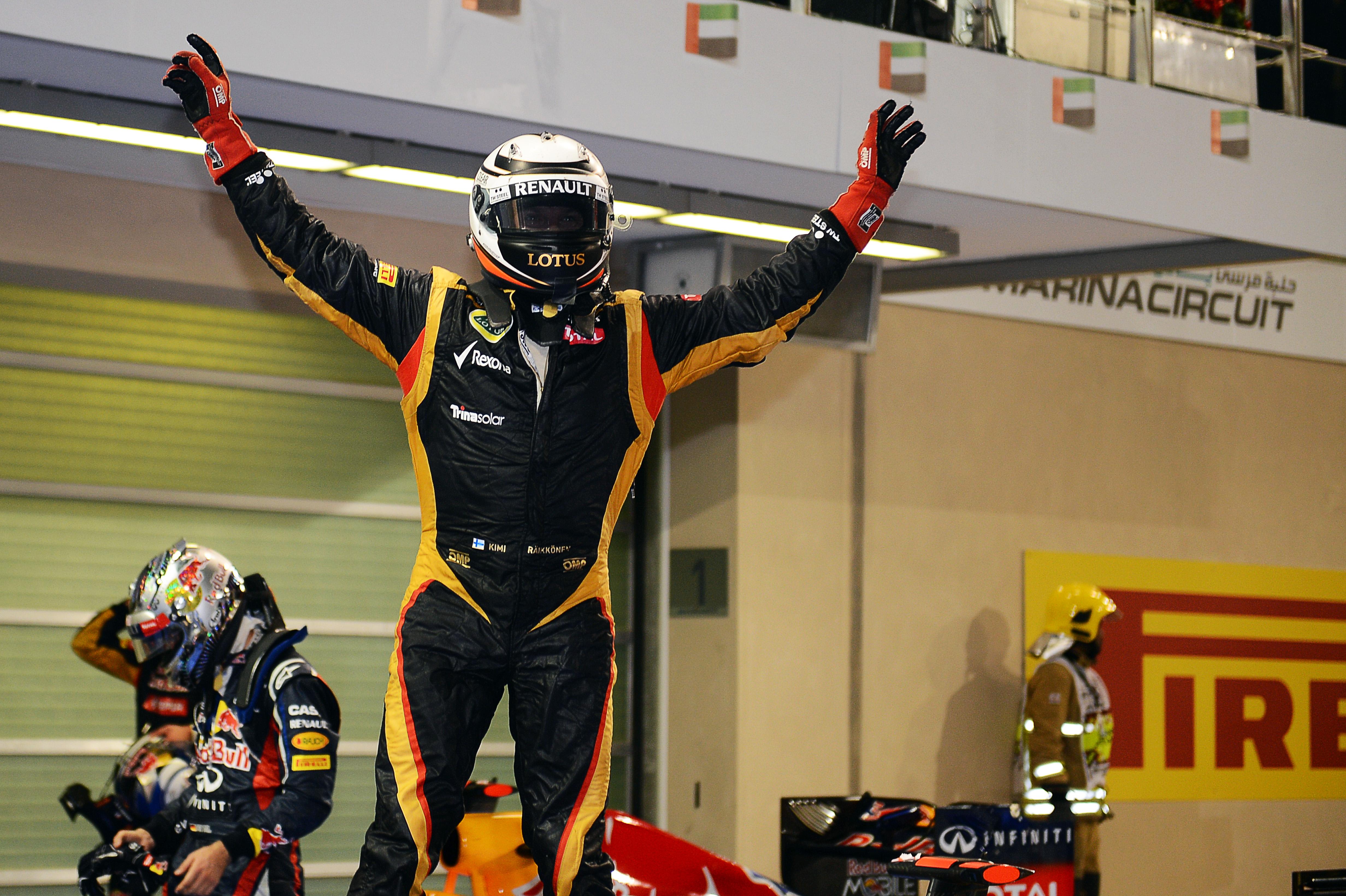 Kimi Raikkonen - Lotus