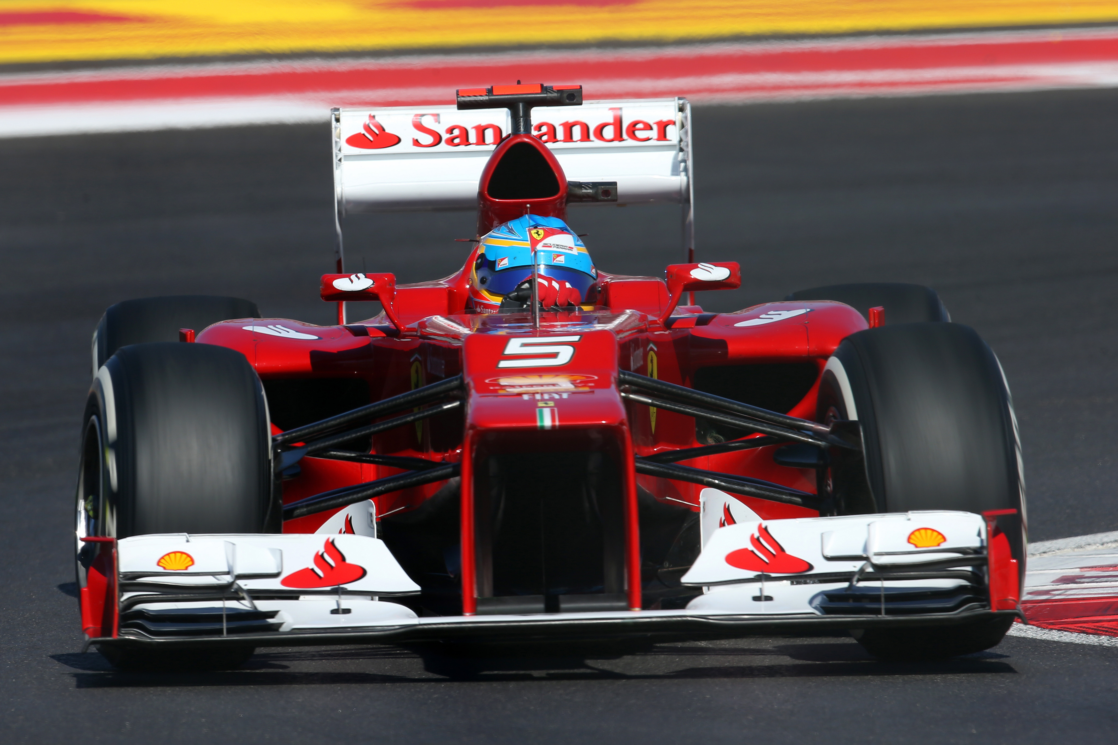 Fernando Alonso - Ferrari [2012]