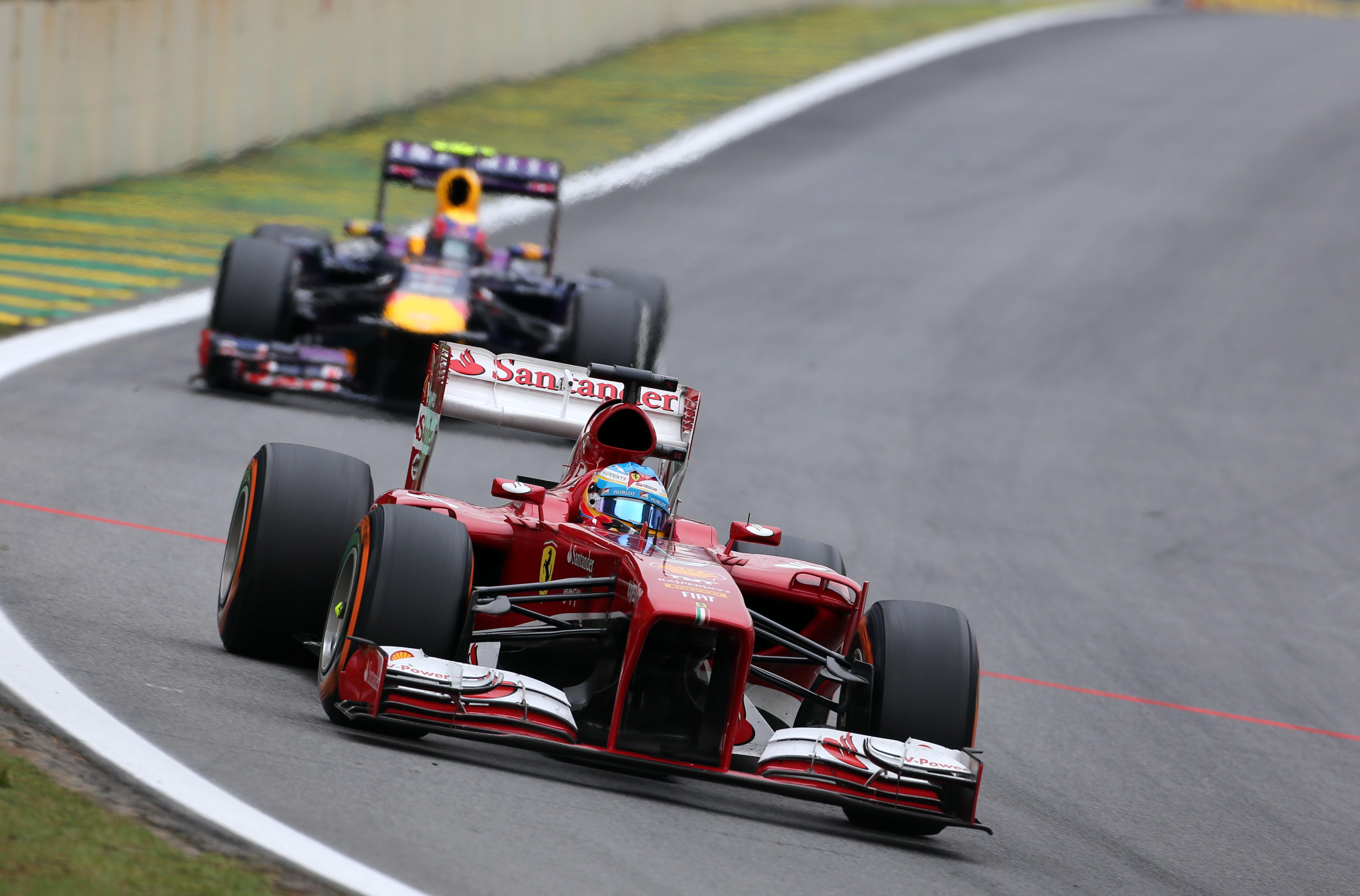 Fernando Alonso - Ferrari [2013]