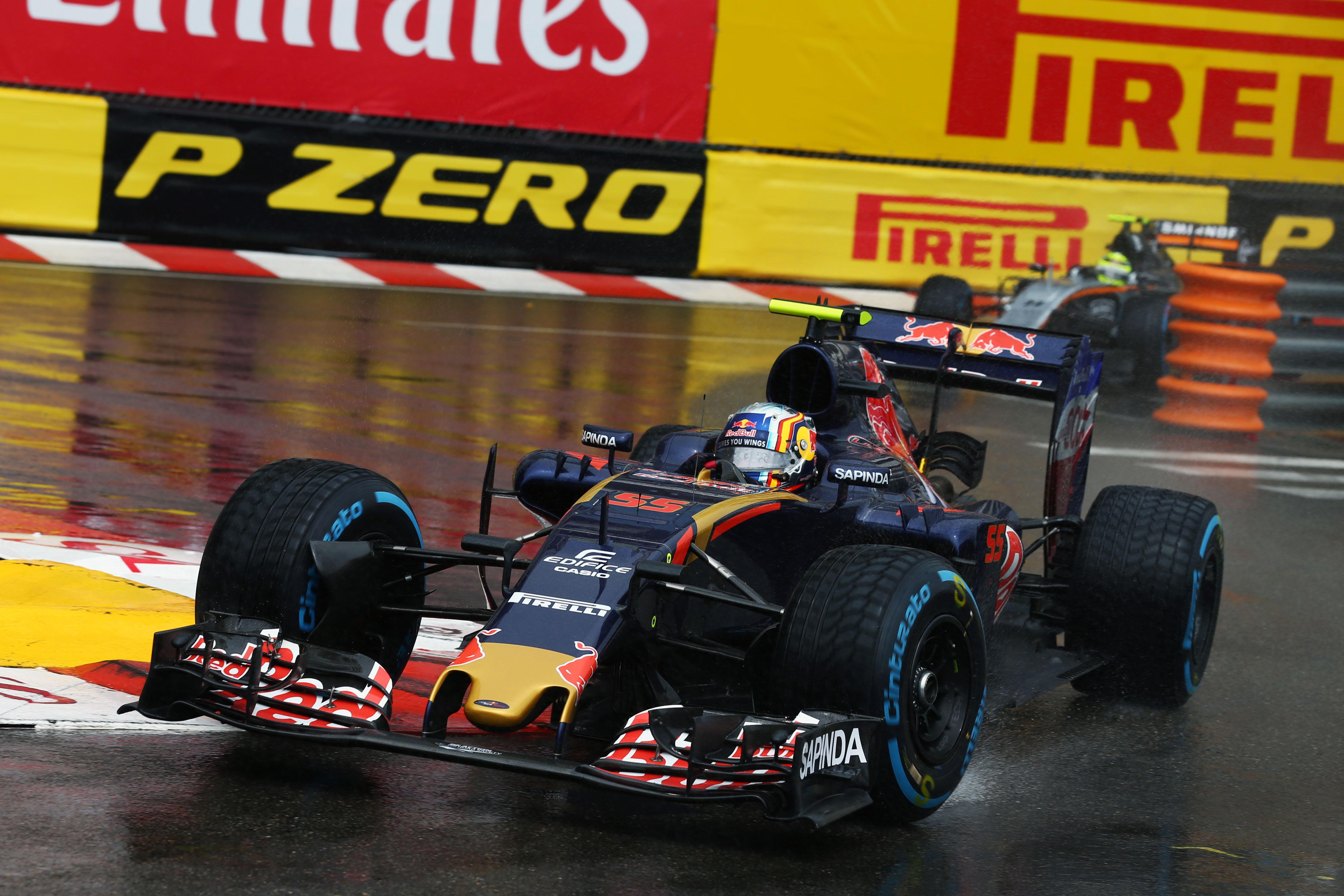 Carlos Sainz - Toro Rosso 2015