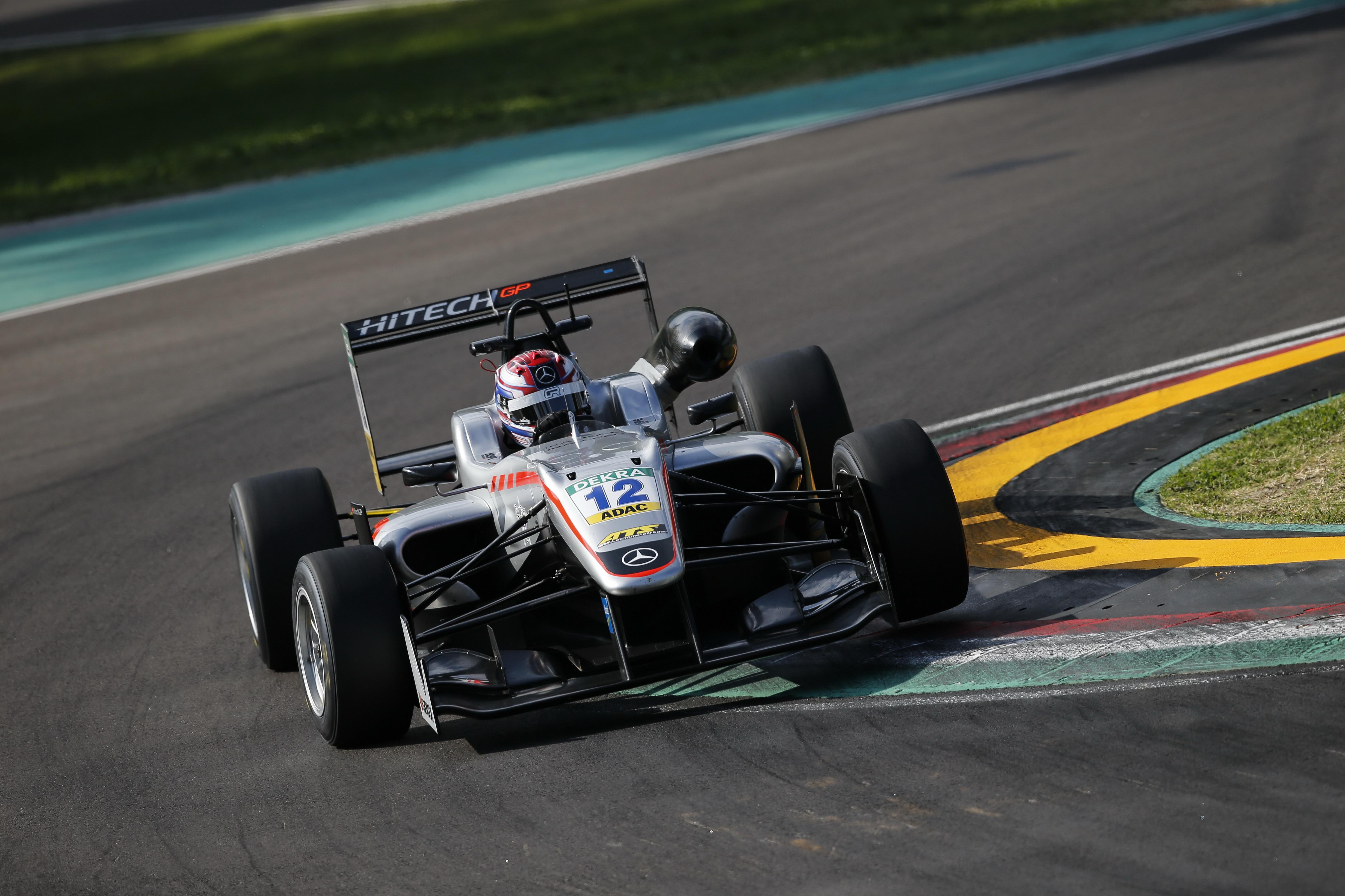 George Russell - Mercedes Sakhir GP