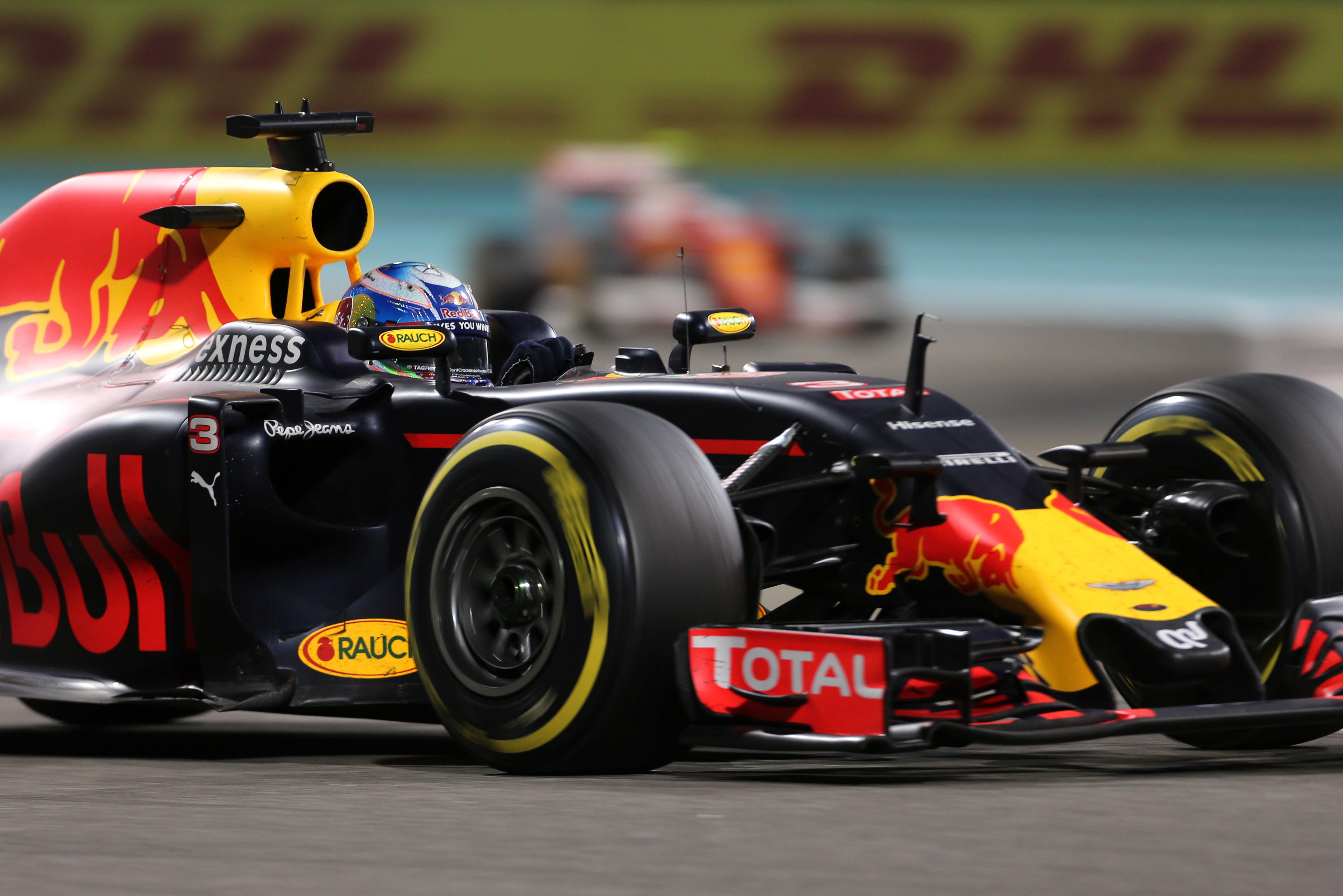 Daniel Ricciardo - Red Bull Racing [2016]