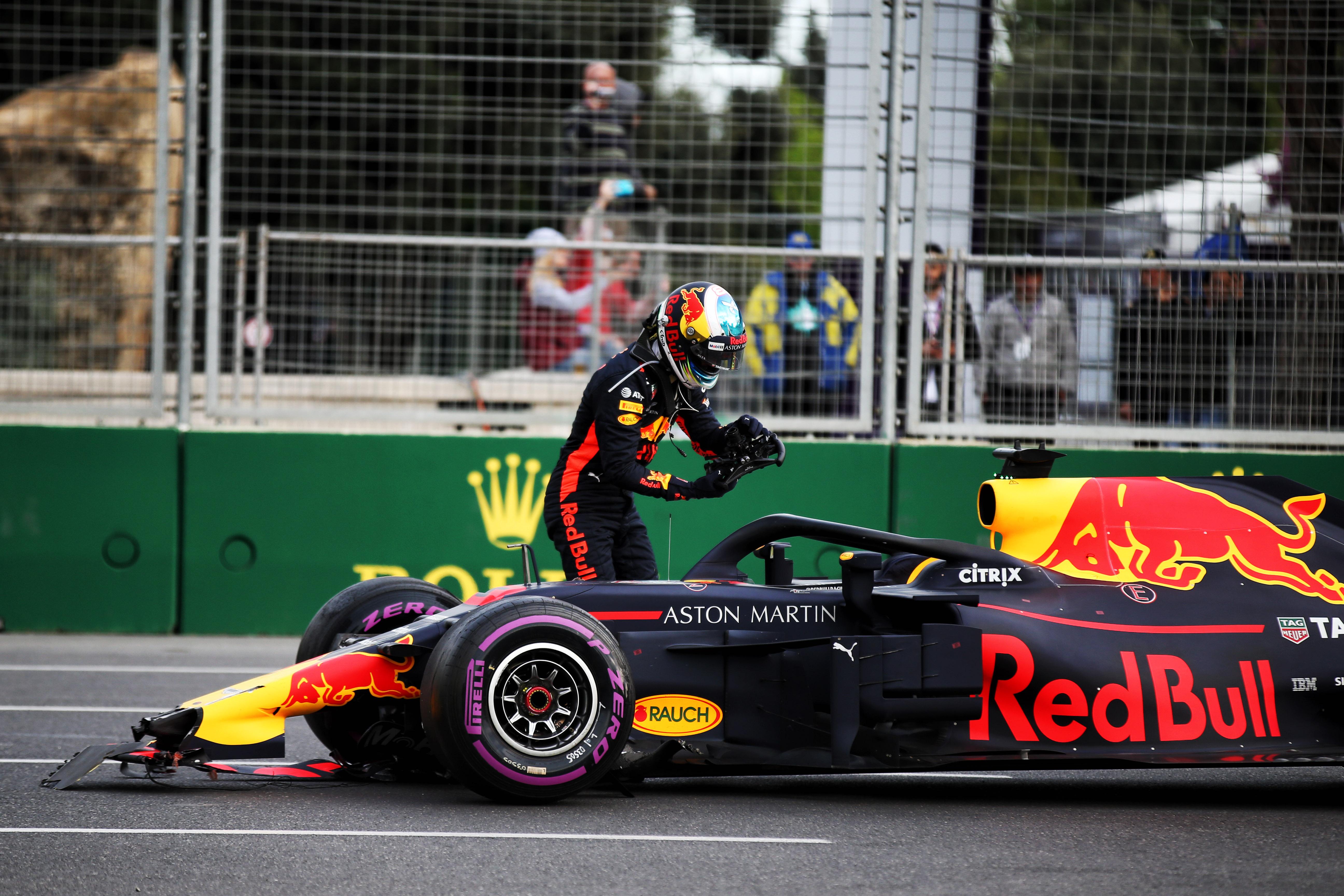 Daniel Ricciardo - Red Bull Racing [2018]