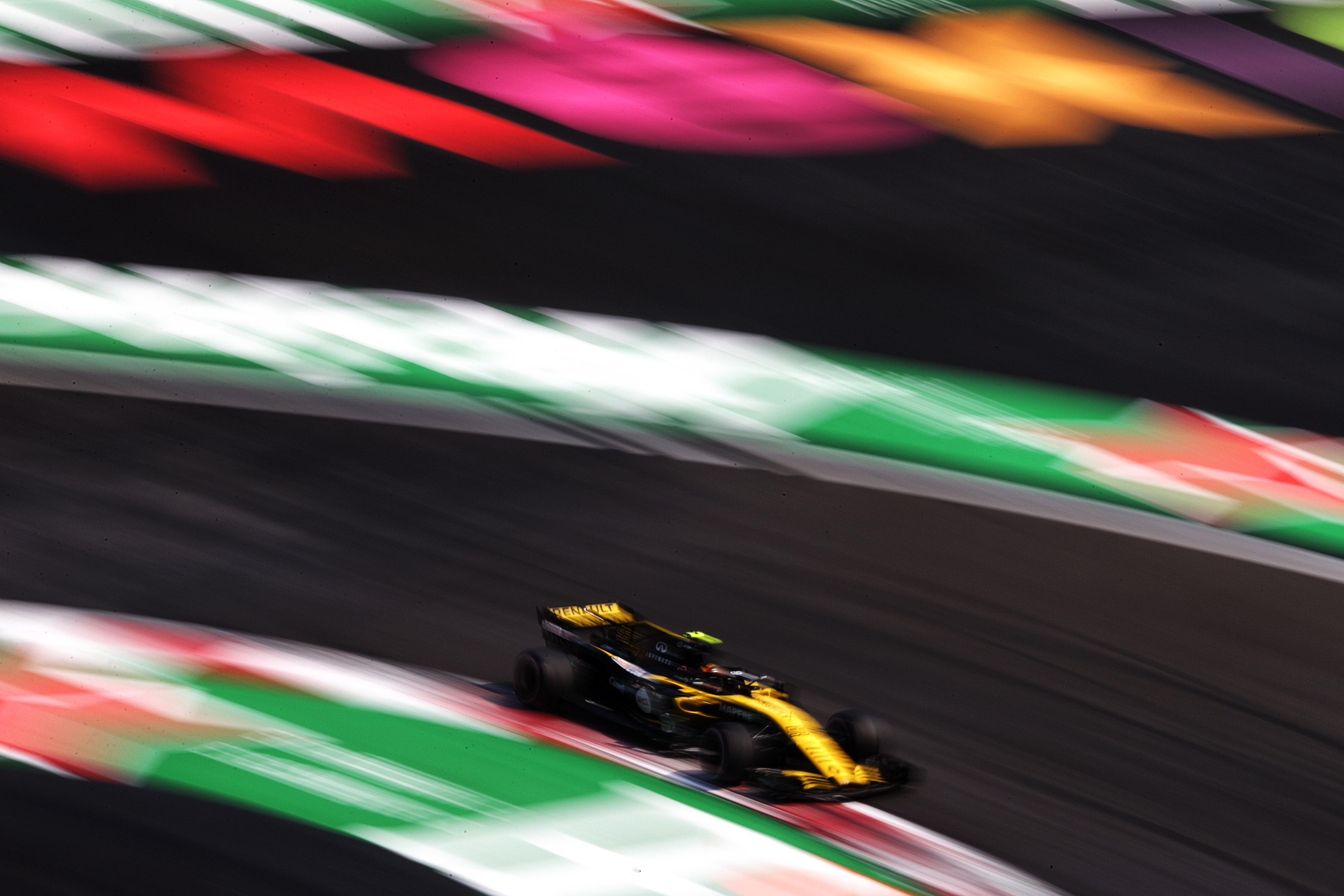 Carlos Sainz - Renault 2018