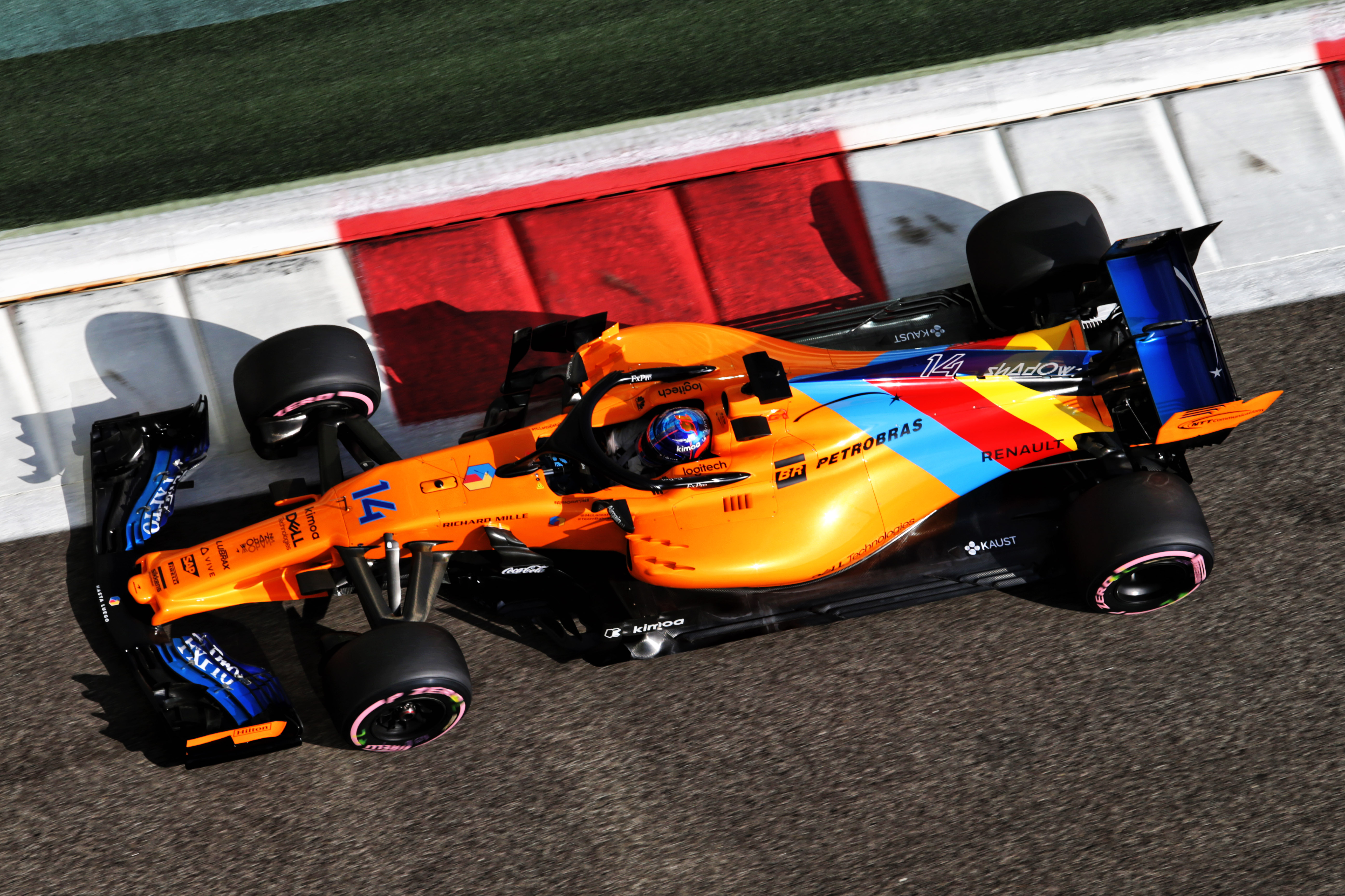 Fernando Alonso - McLaren Renault [2018]