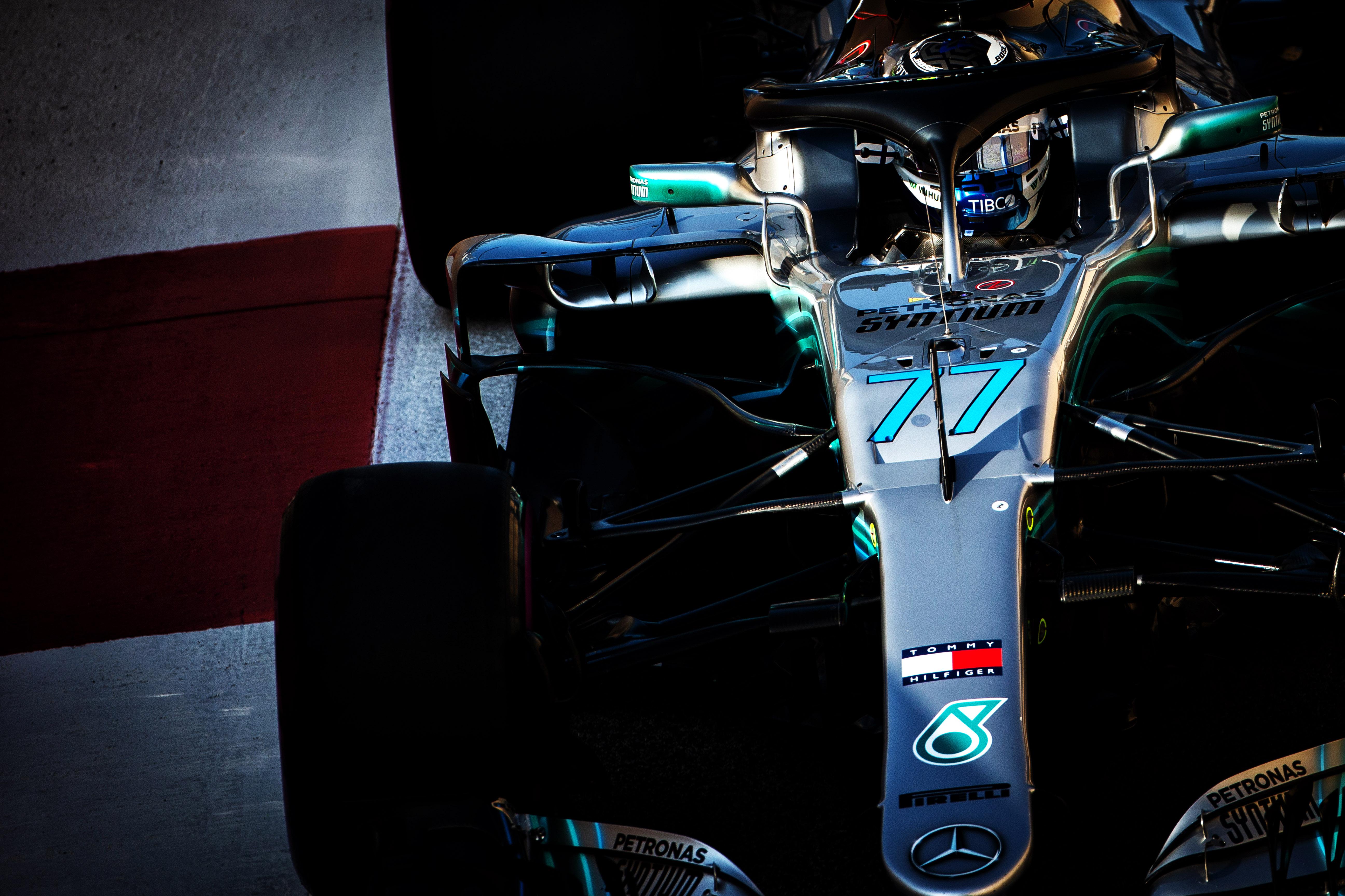 Valtteri Bottas - Mercedes-AMG Petronas F1 [2018]