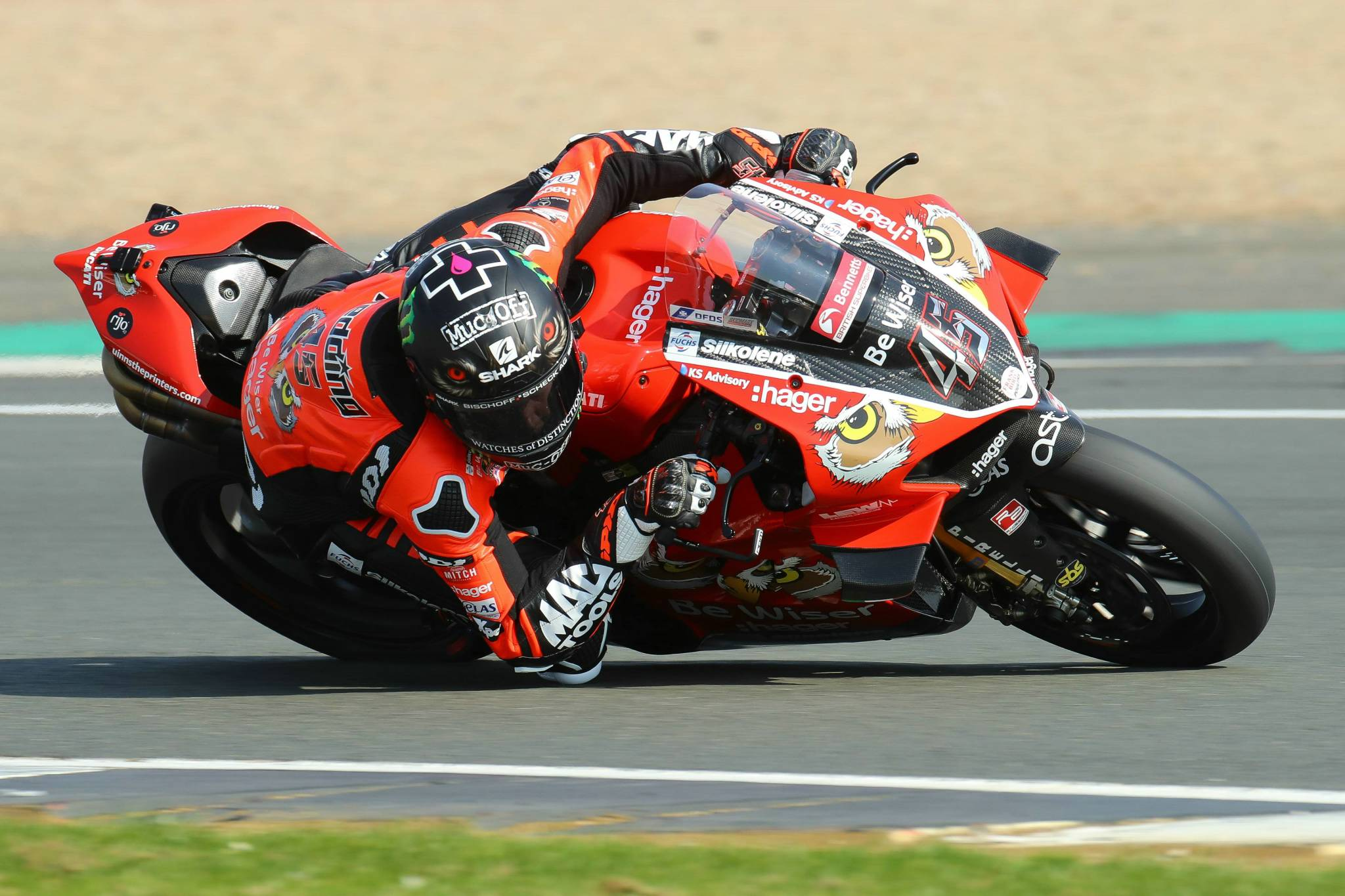 EXCLUSIVE: Redding on BSB, Ducati & why he 'f***ing hates' electronics