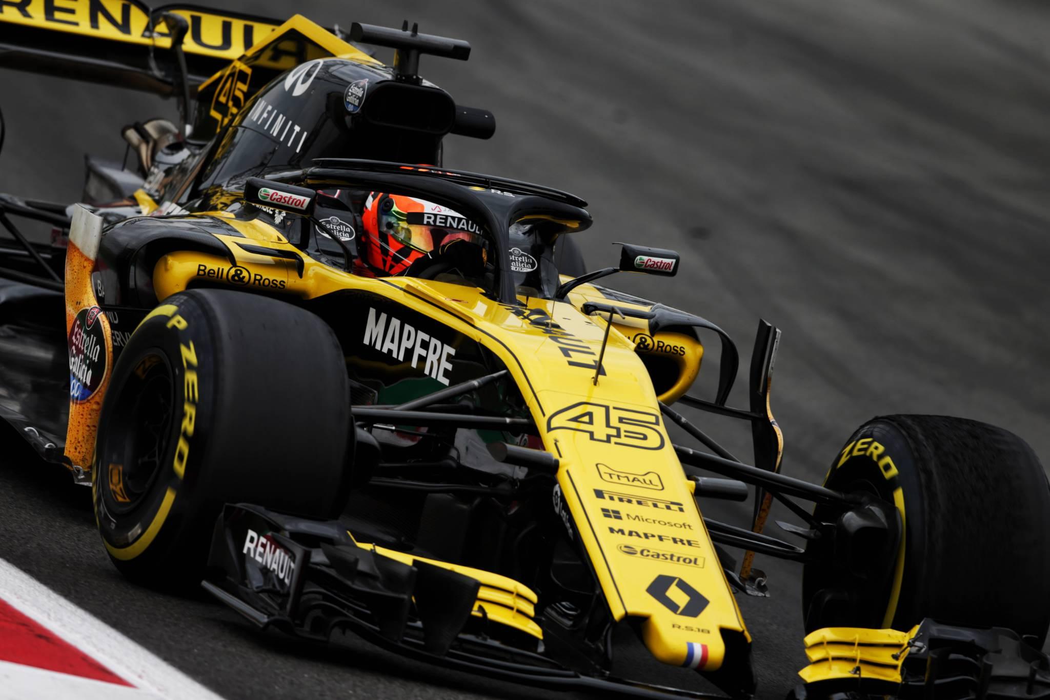 Jack Aitken (GBR) / (KOR) Renault Sport F1 Team RS18 Test and Reserve Driver. 16.05.2018.