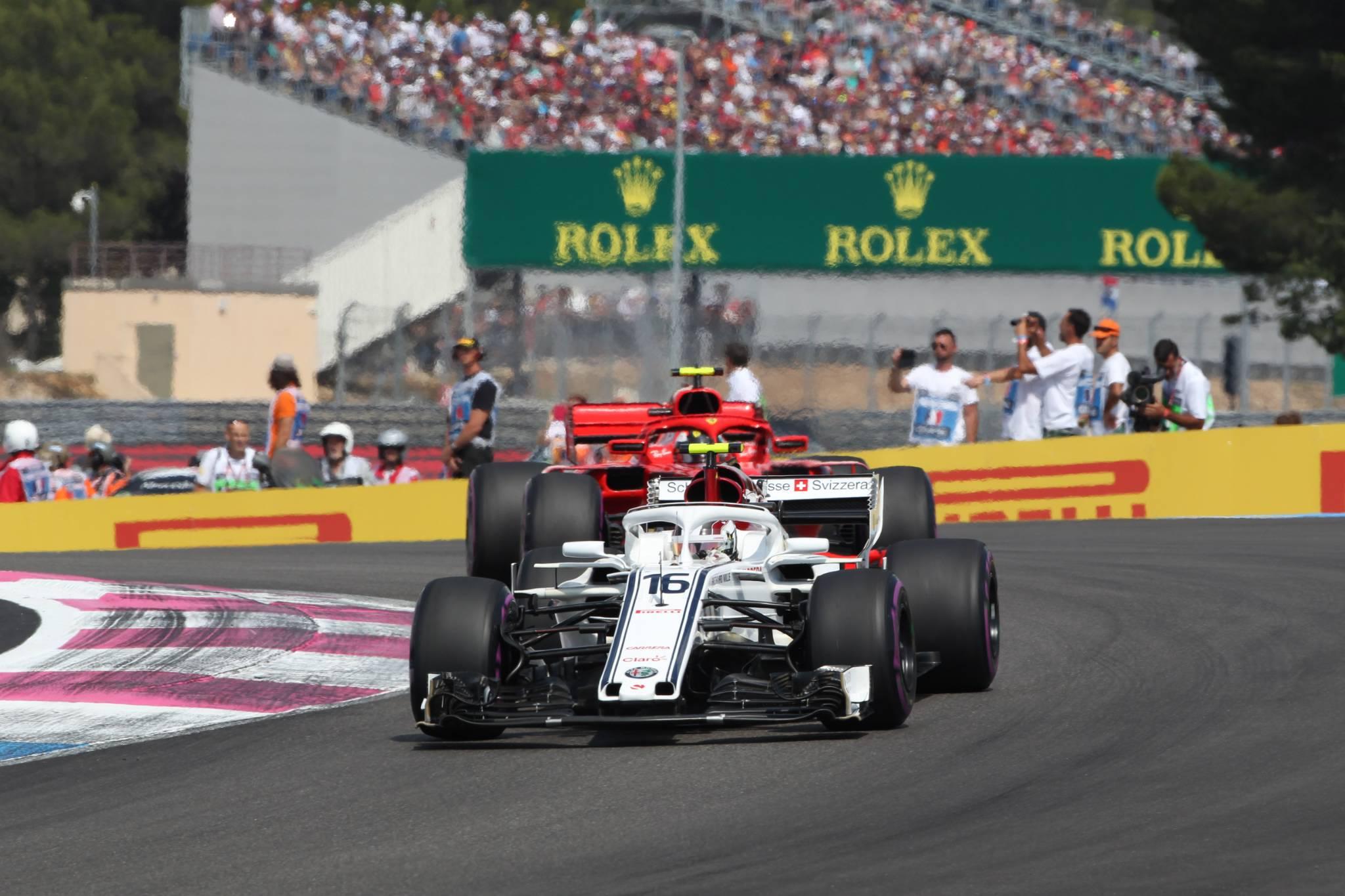 24.06.2018- Race, Charles Leclerc (GER) Alfa Romeo Sauber C37