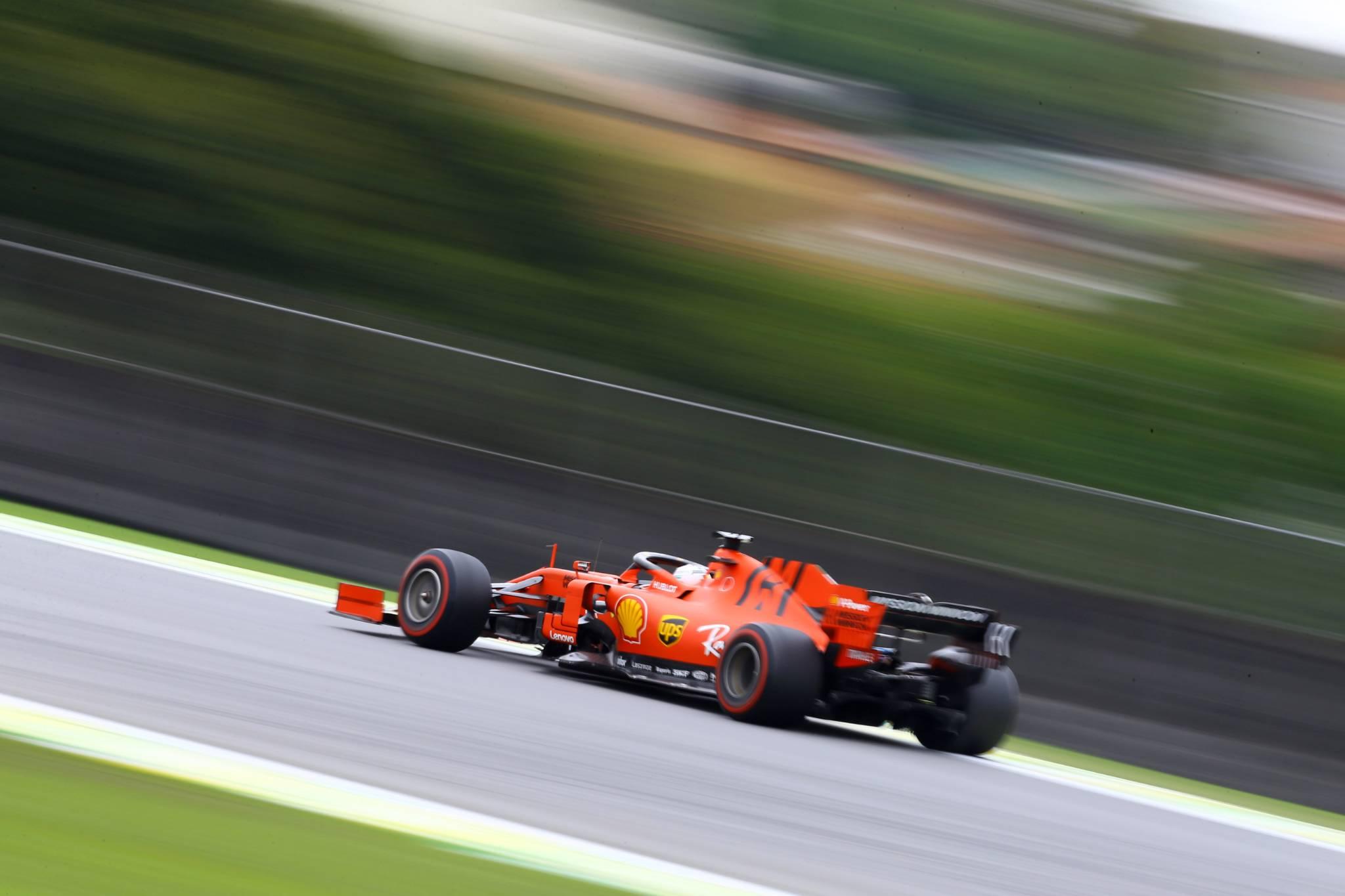 15.11.2019 - Free Practice 2, Sebastian Vettel (GER) Scuderia Ferrari SF90