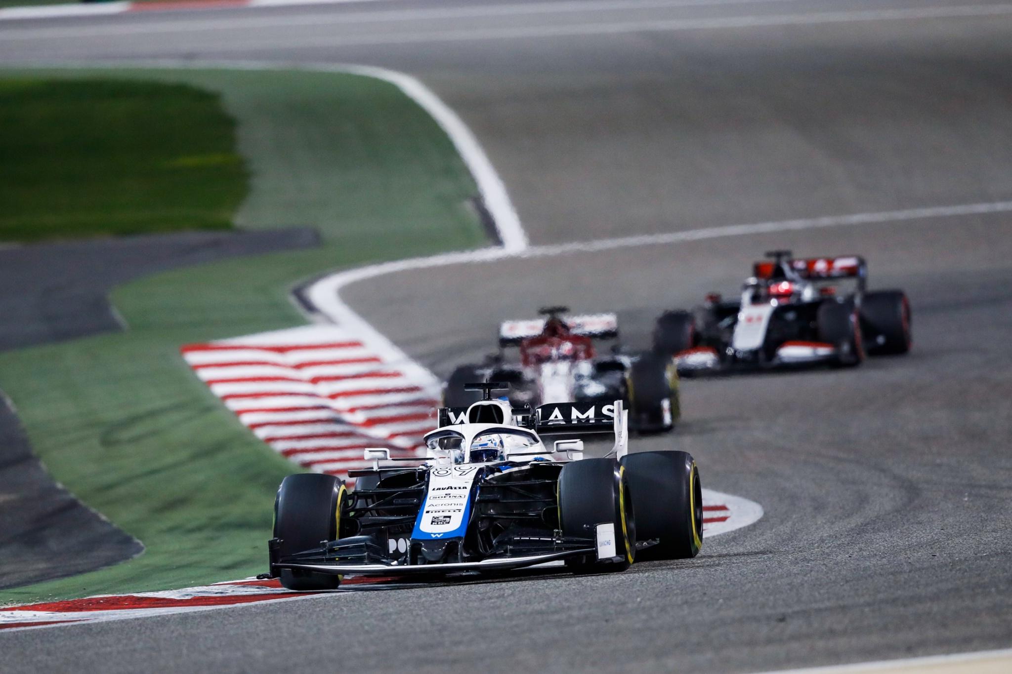 Jack Aitken (GBR) / (KOR) Williams Racing FW43.