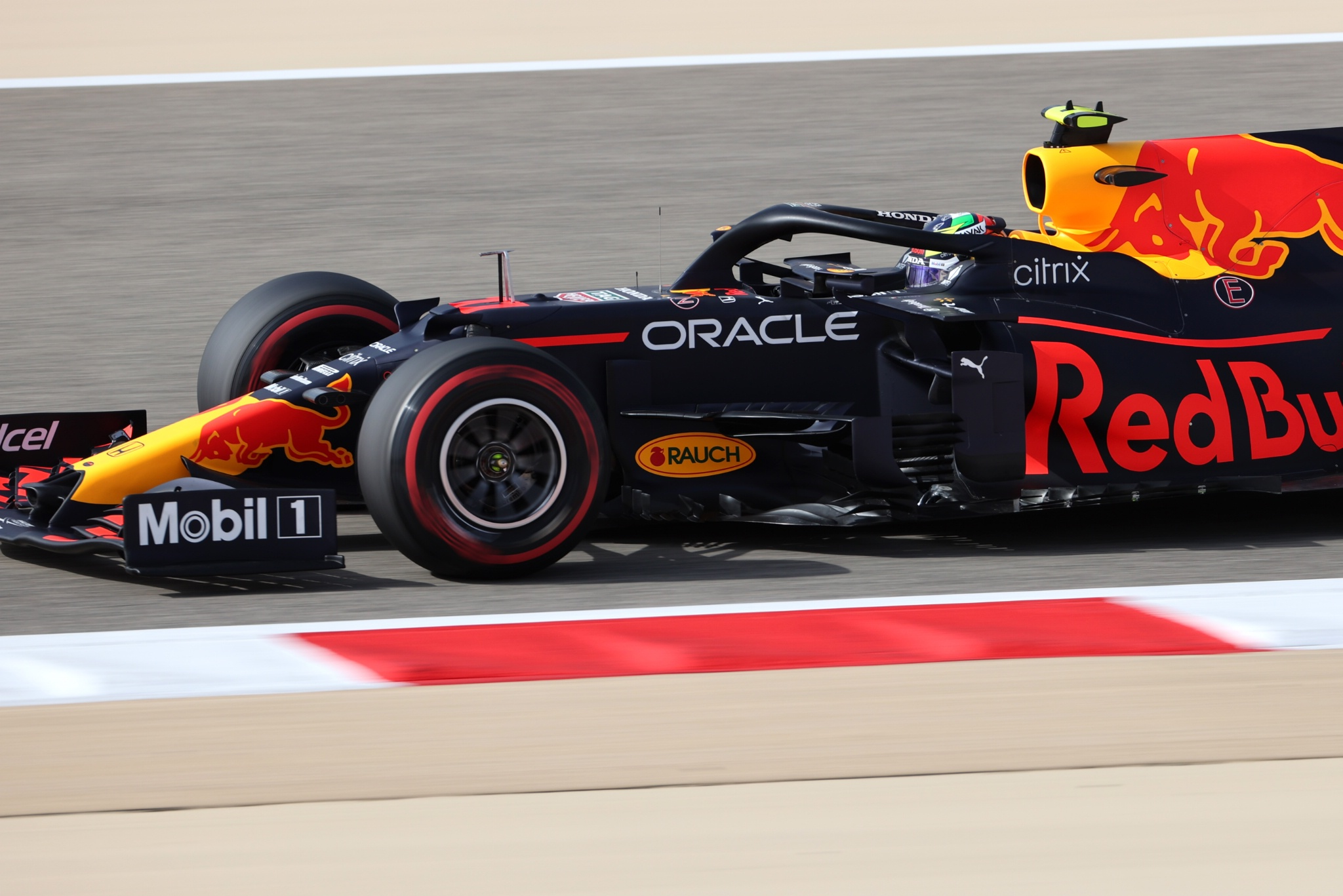 Sergio Perez (MEX), Red Bull Racing