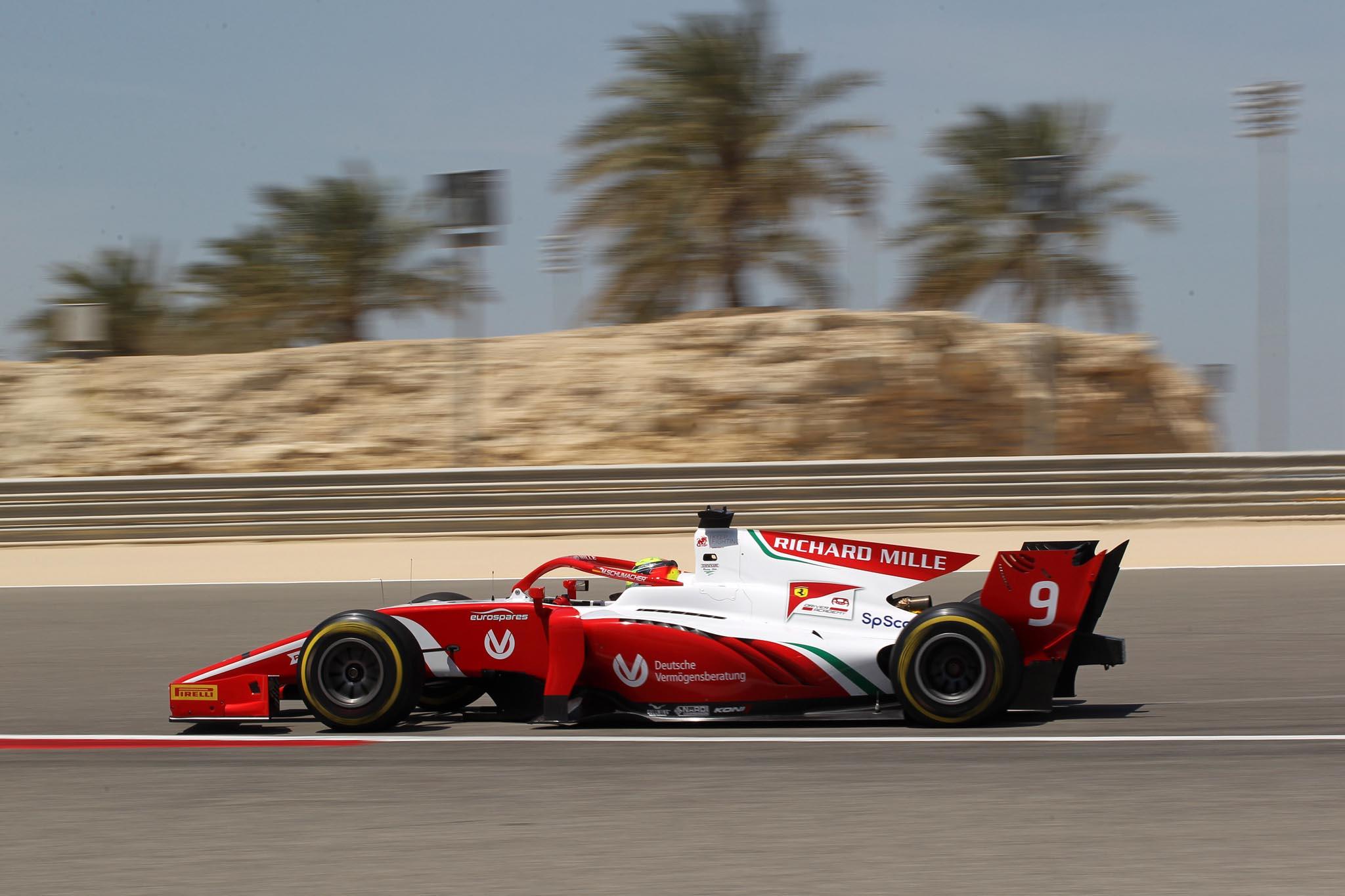 29.03.2019 - Free Practice, Mick Schumacher (GER) PREMA Racing