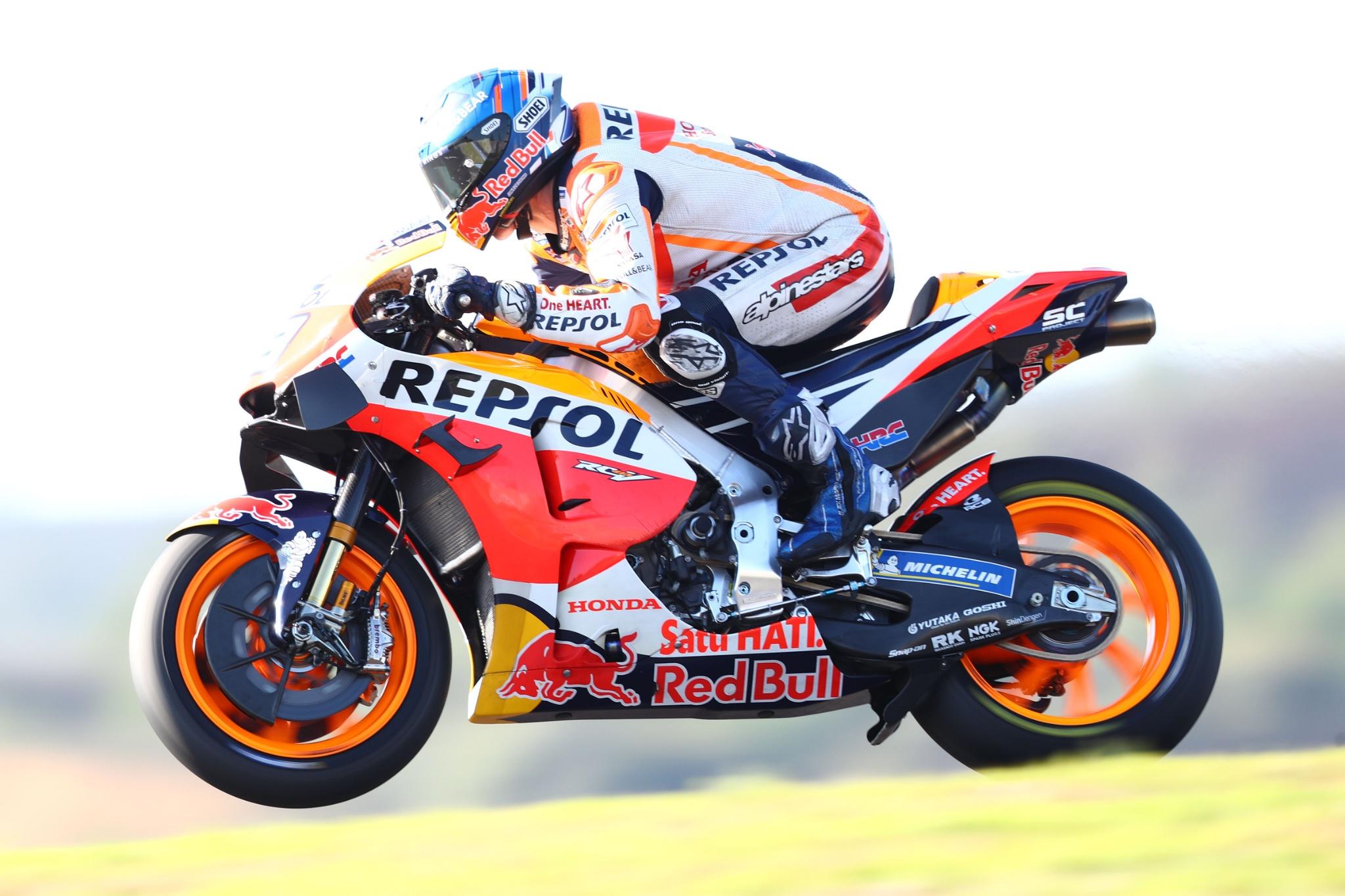 Alex Marquez , Portuguese MotoGP. 21 November 2020
