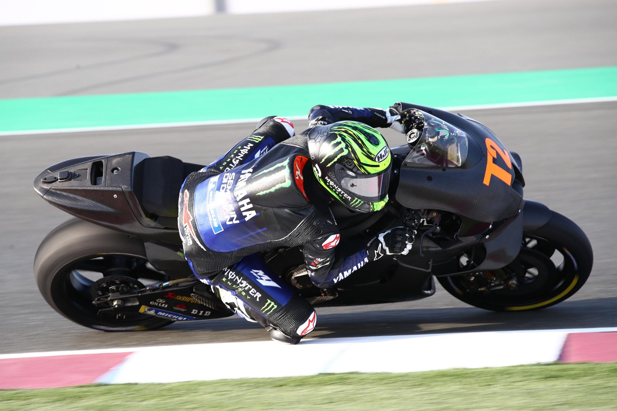 Cal Crutchlow , Qatar MotoGP test, 5 March 2021