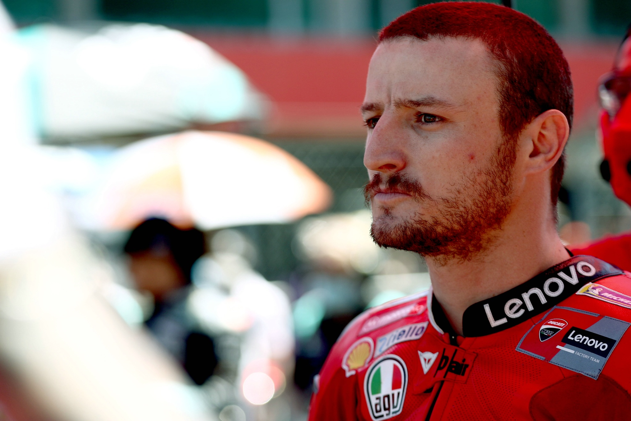 Jack Miller MotoGP race, Portuguese MotoGP. 18 April 2021