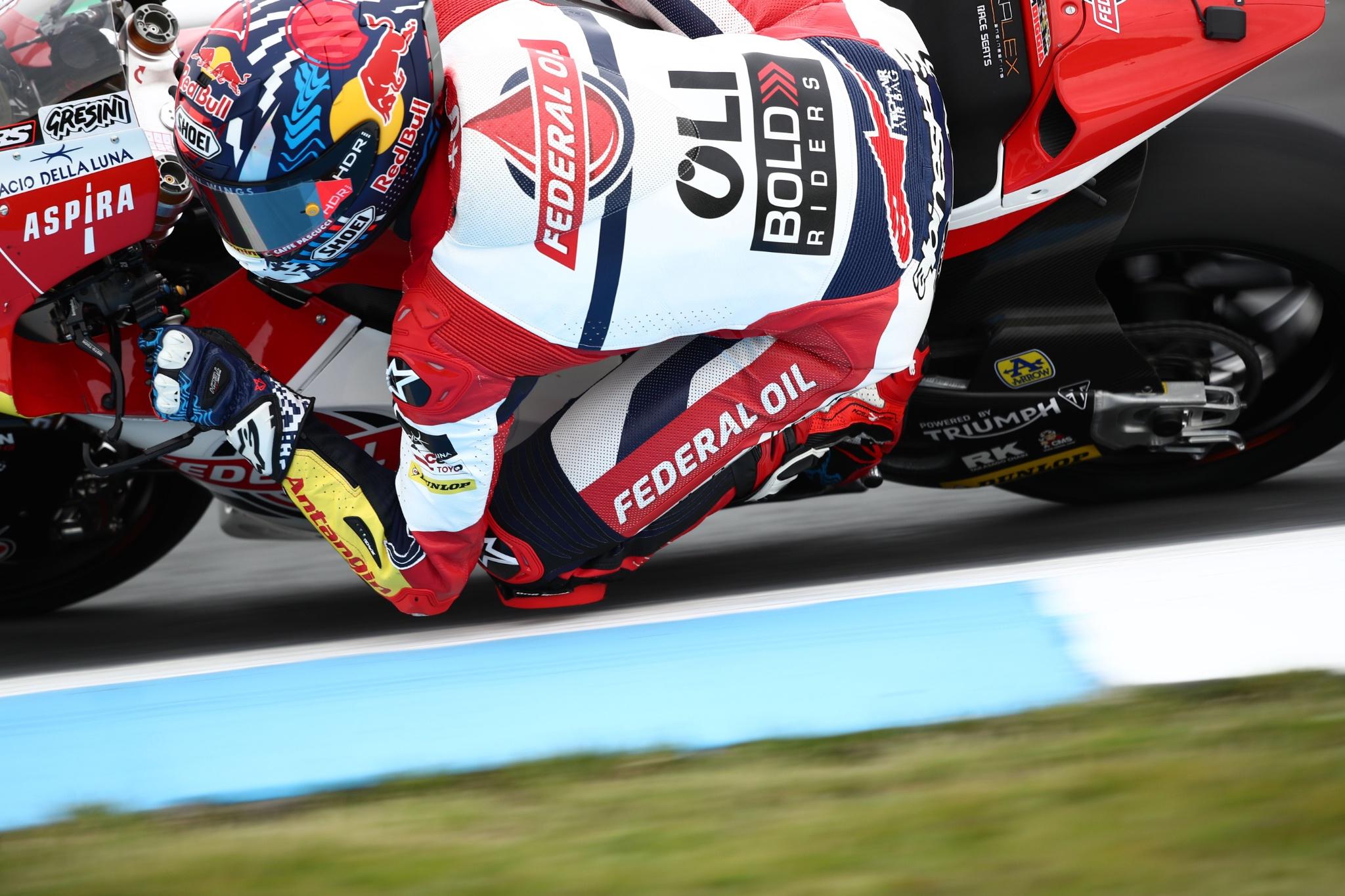 Fabio Di Giannantonio, Moto2, Dutch MotoGP, 25 June 2021