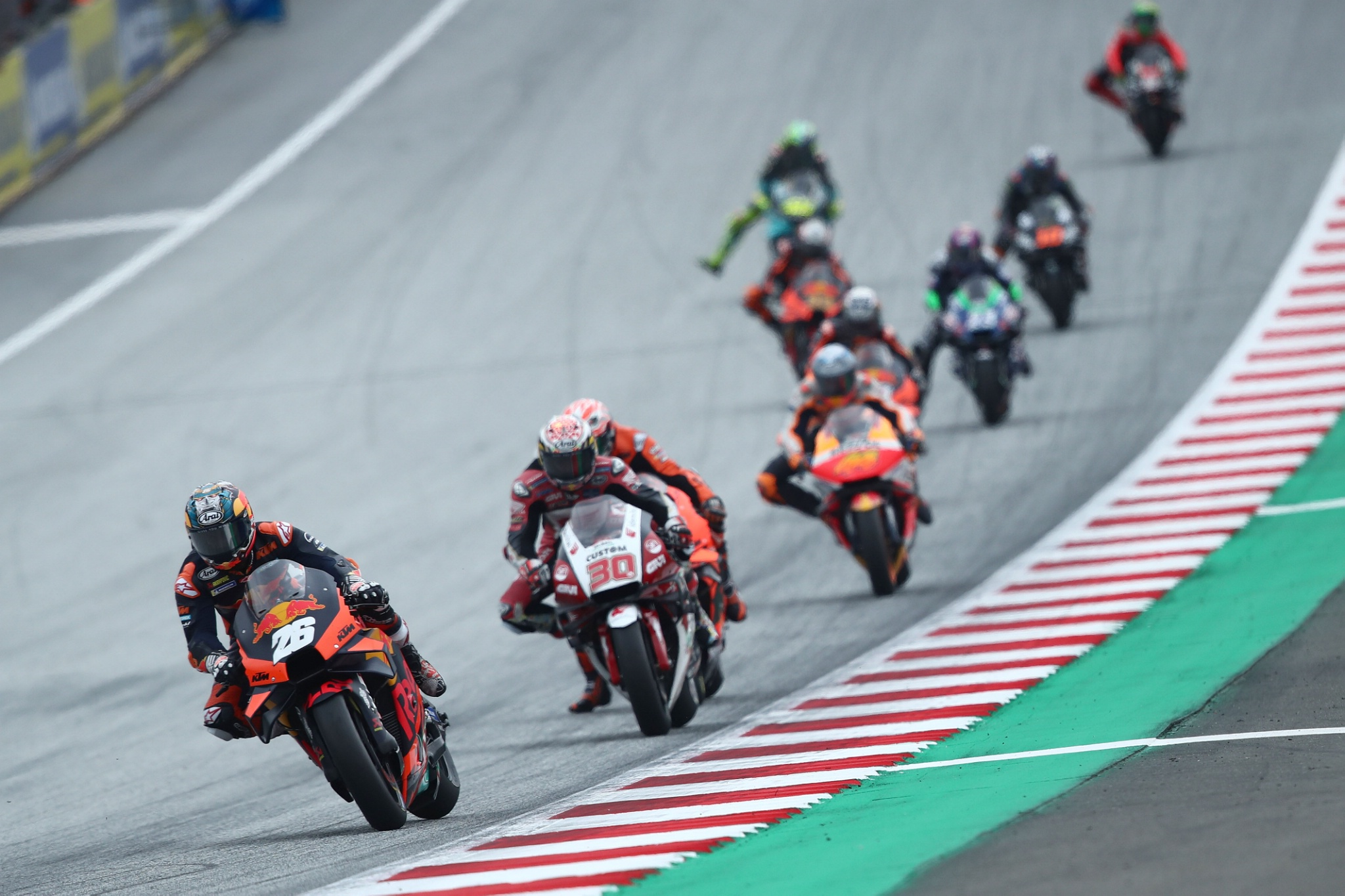 Dani Pedrosa MotoGP race, Styria MotoGP, 8 August 2021