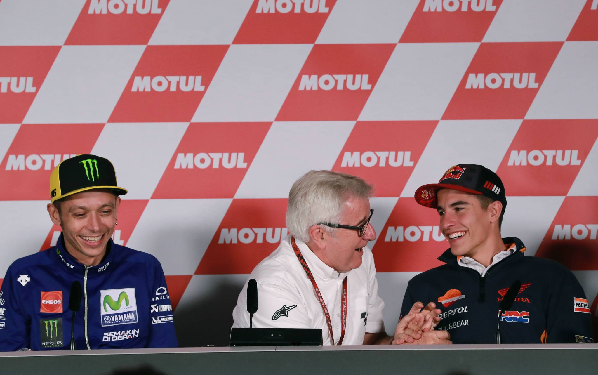 Nick Harris on MotoGP's best era and what makes Marquez special