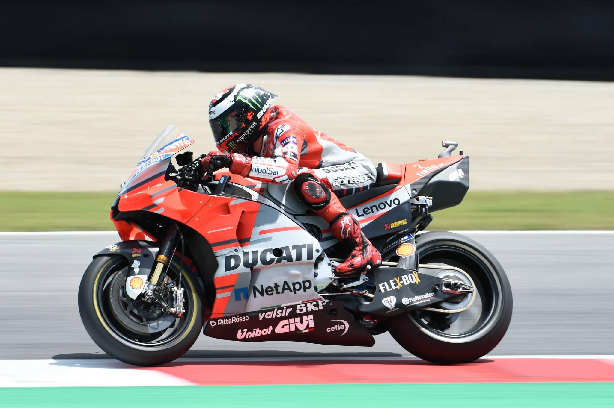 MotoGP 2018 2018 Italian MotoGP Race Results Results