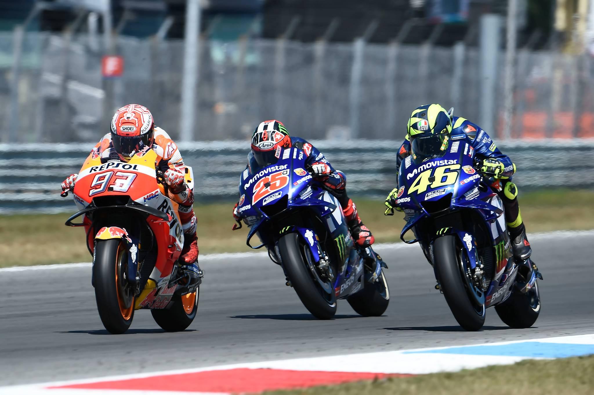 PICS: MotoGP puts on stunning show at Assen! | Feature | Crash