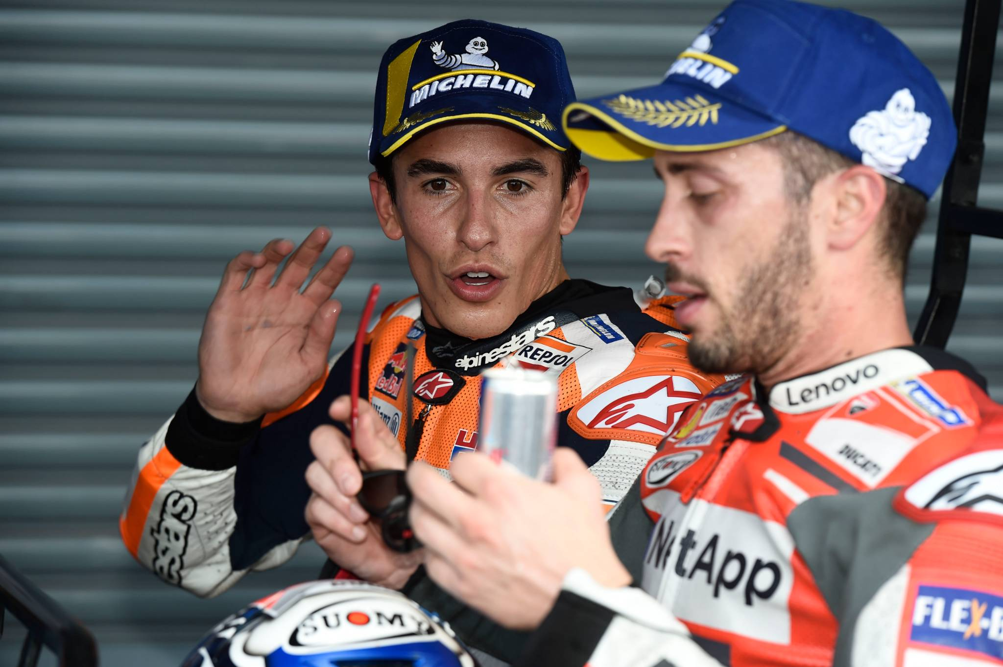 18a5d49b4610c Video  Where would a 5th MotoGP title put Marquez in history ...