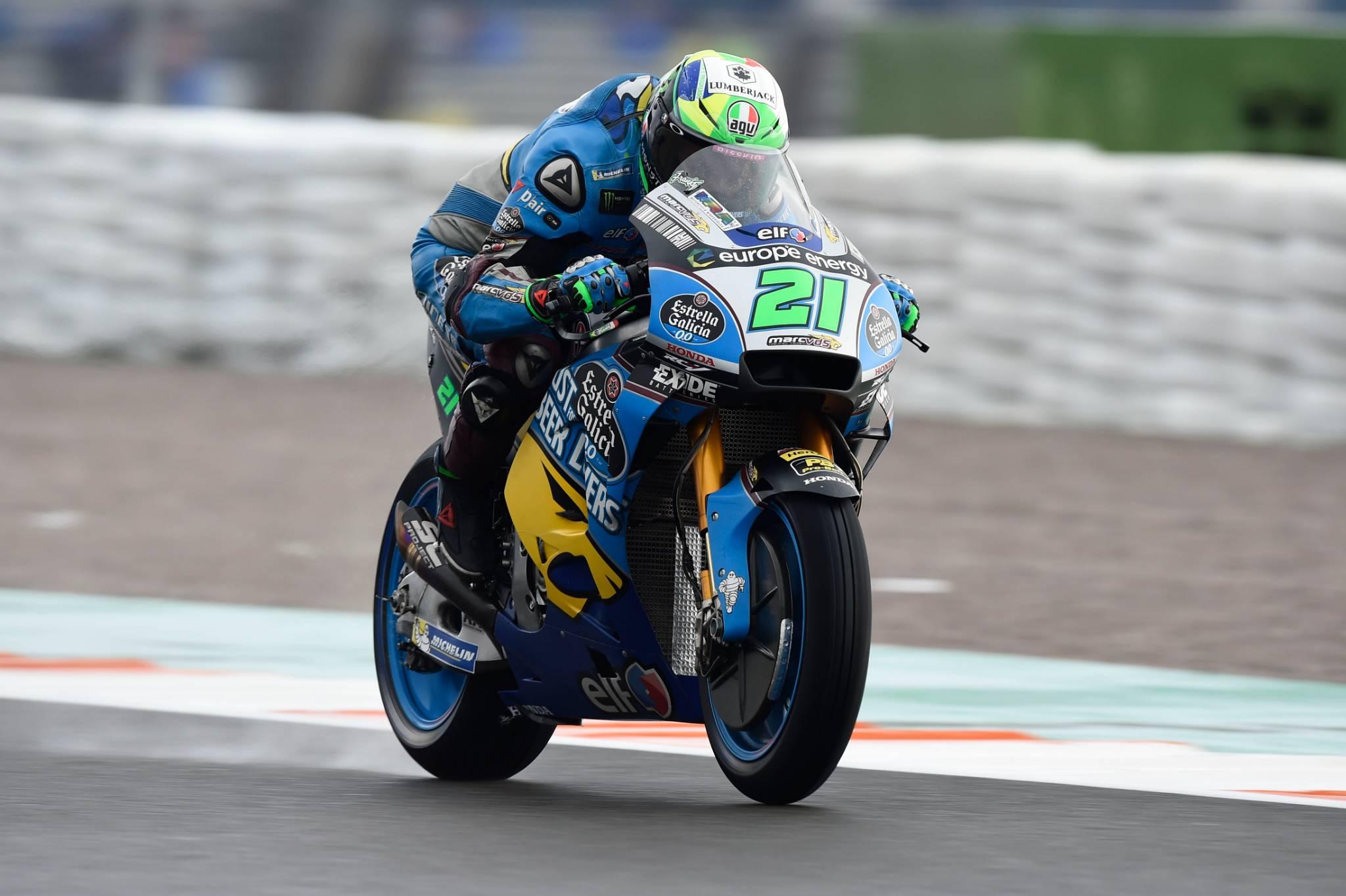 Morbidelli, Valencia MotoGP 2018