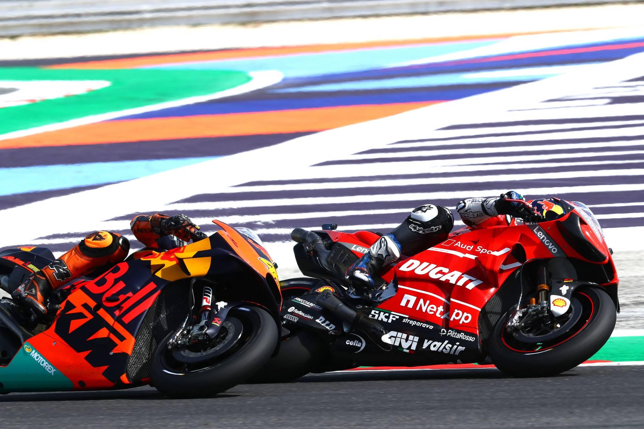 Dovizioso, Pol Espargaro, MotoGP race, San Marino MotoGP 2019