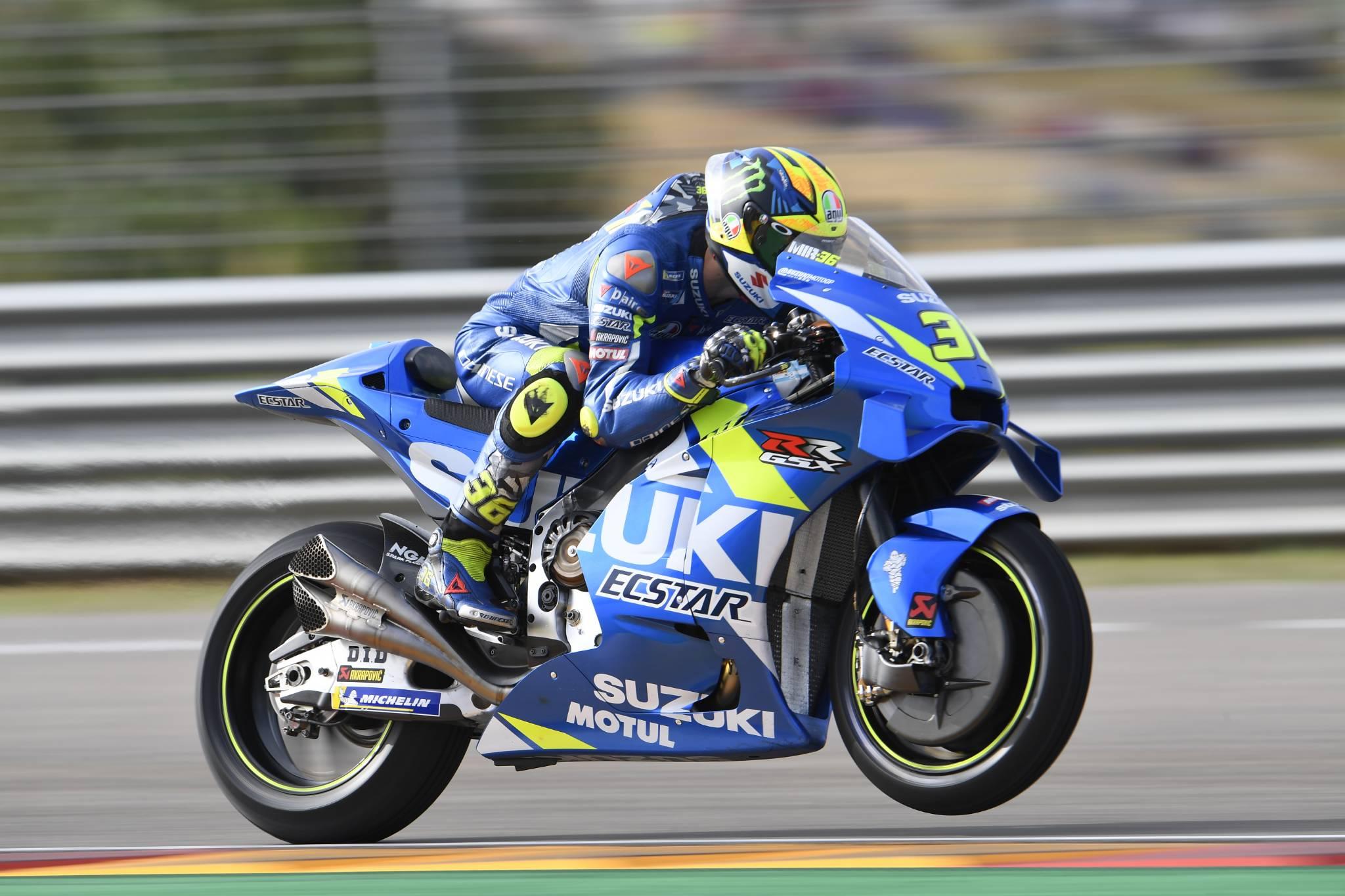 Mir, Aragon MotoGP 2019