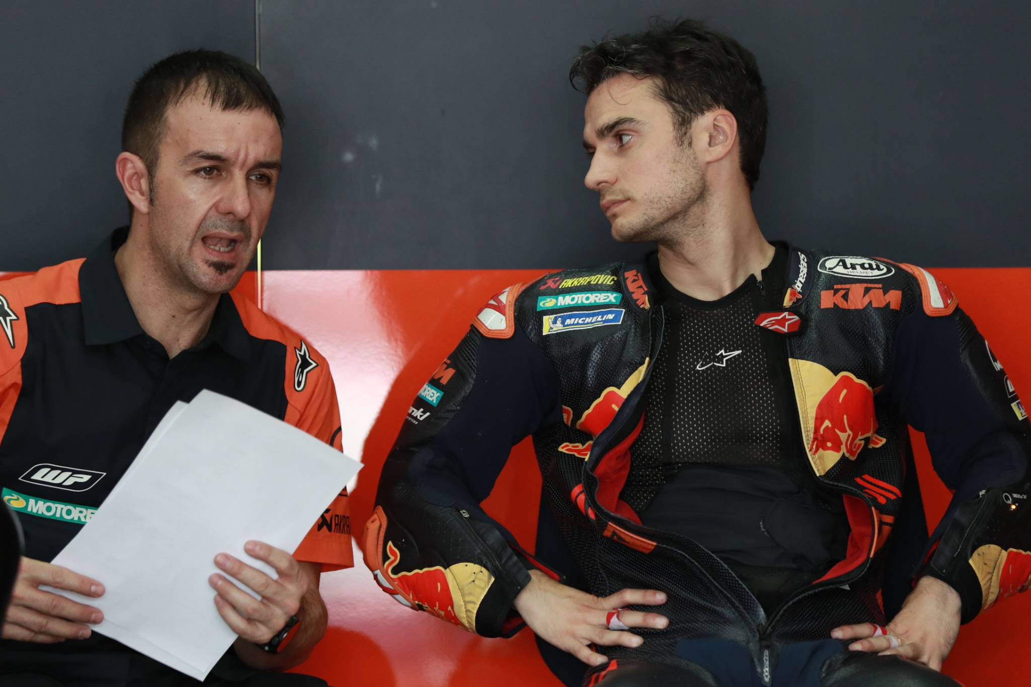 Dani Pedrosa, Sepang MotoGP test, Feburay 2020