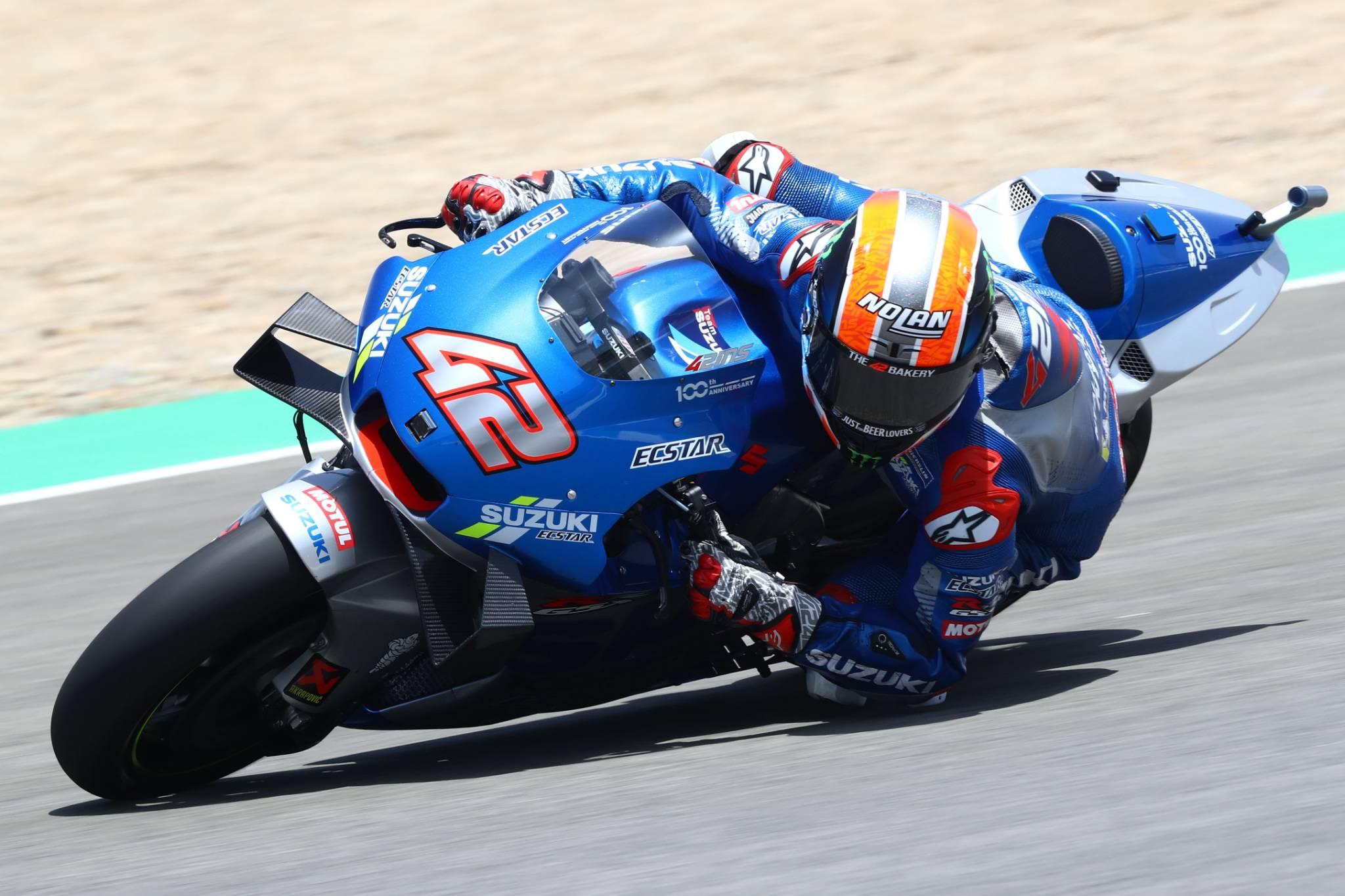 Alex Rins, Spanish MotoGP 2020
