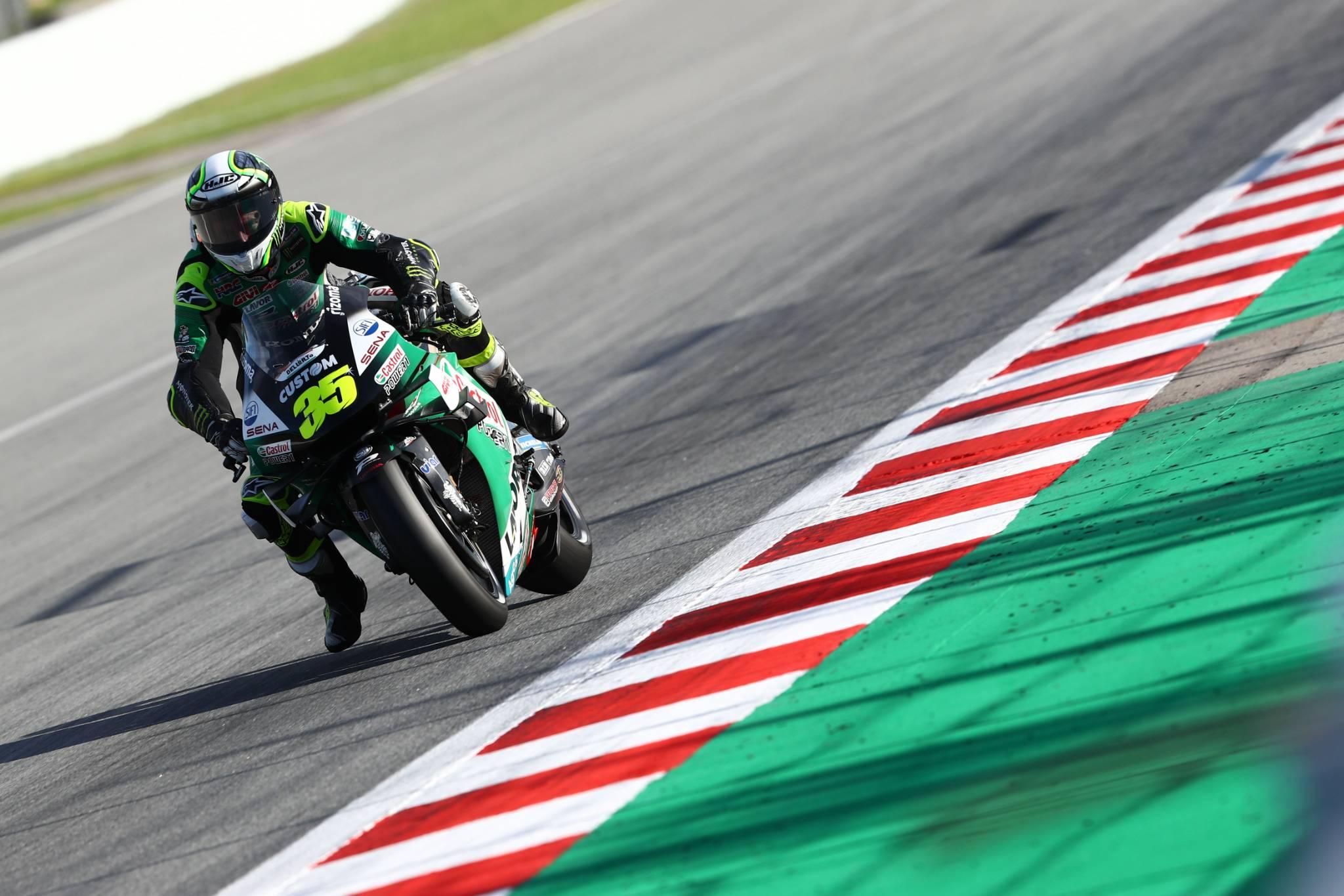 Cal Crutchlow , Catalunya MotoGP. 26 September 2020